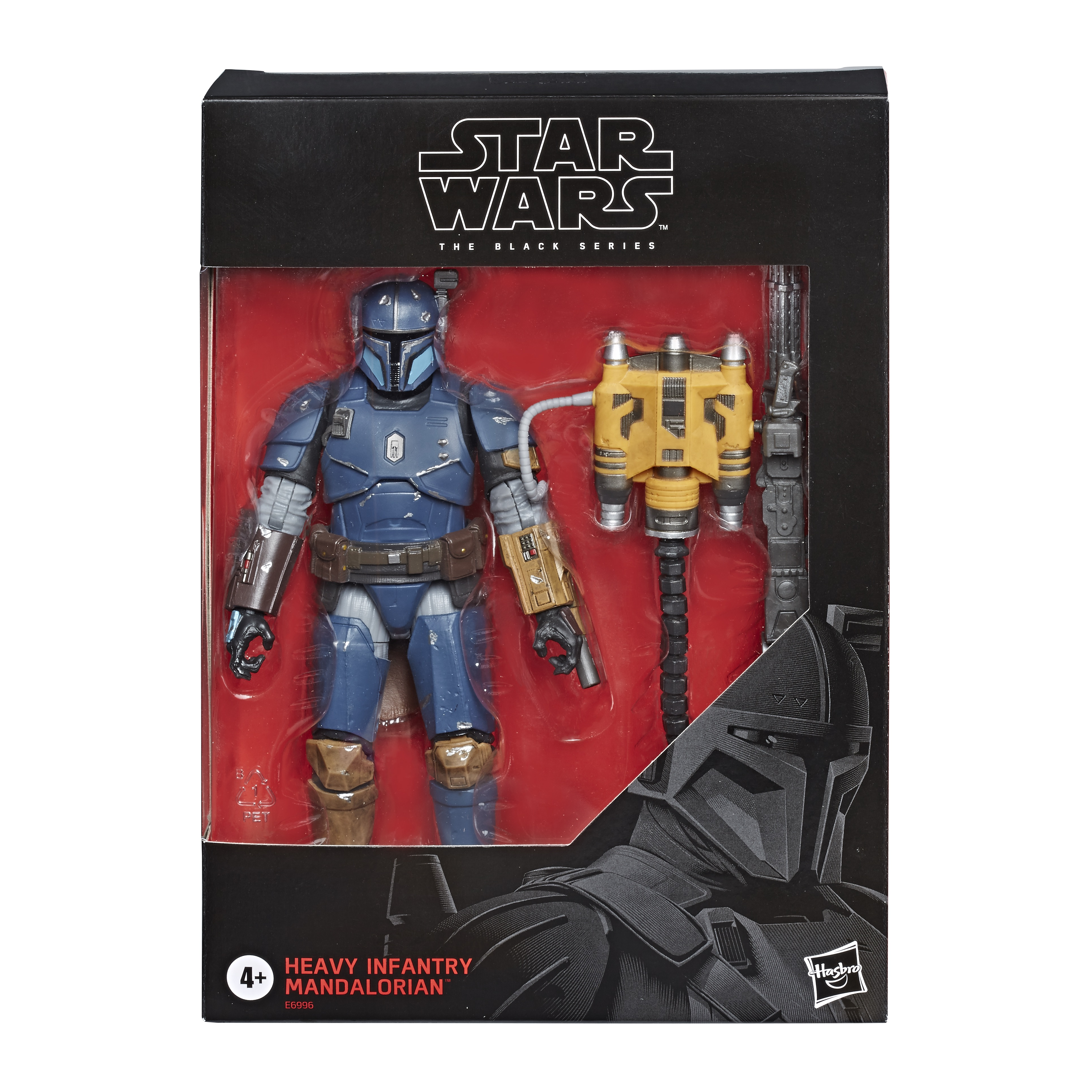 Star Wars The Black Series Heavy Infantry Mandalorian E6996EU4 5010993623624