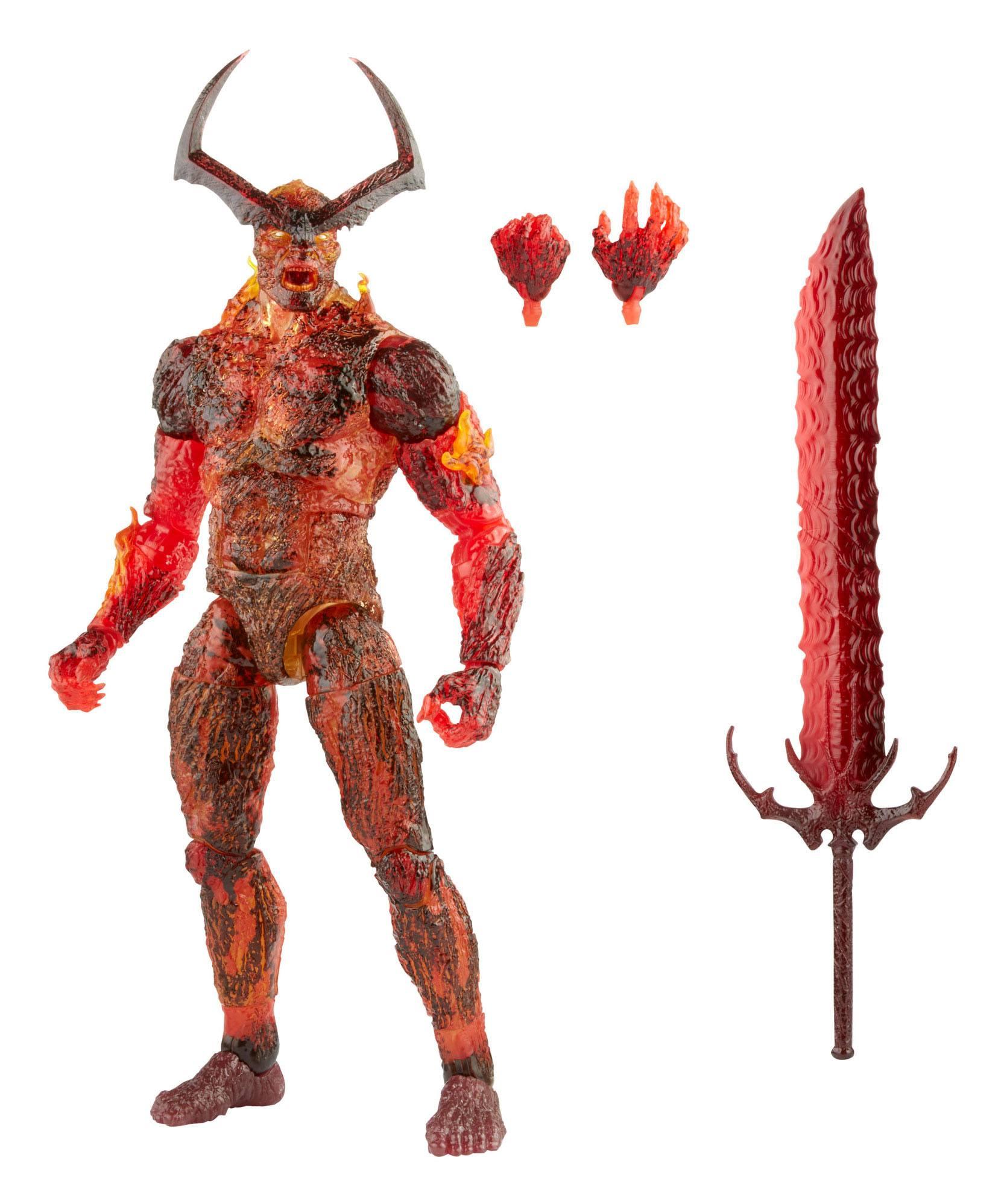 The Infinity Saga Marvel Legends Series Actionfigur 2021 Surtur (Thor: Tag der Entscheidung) 33 cm F01895L0 5010993842667