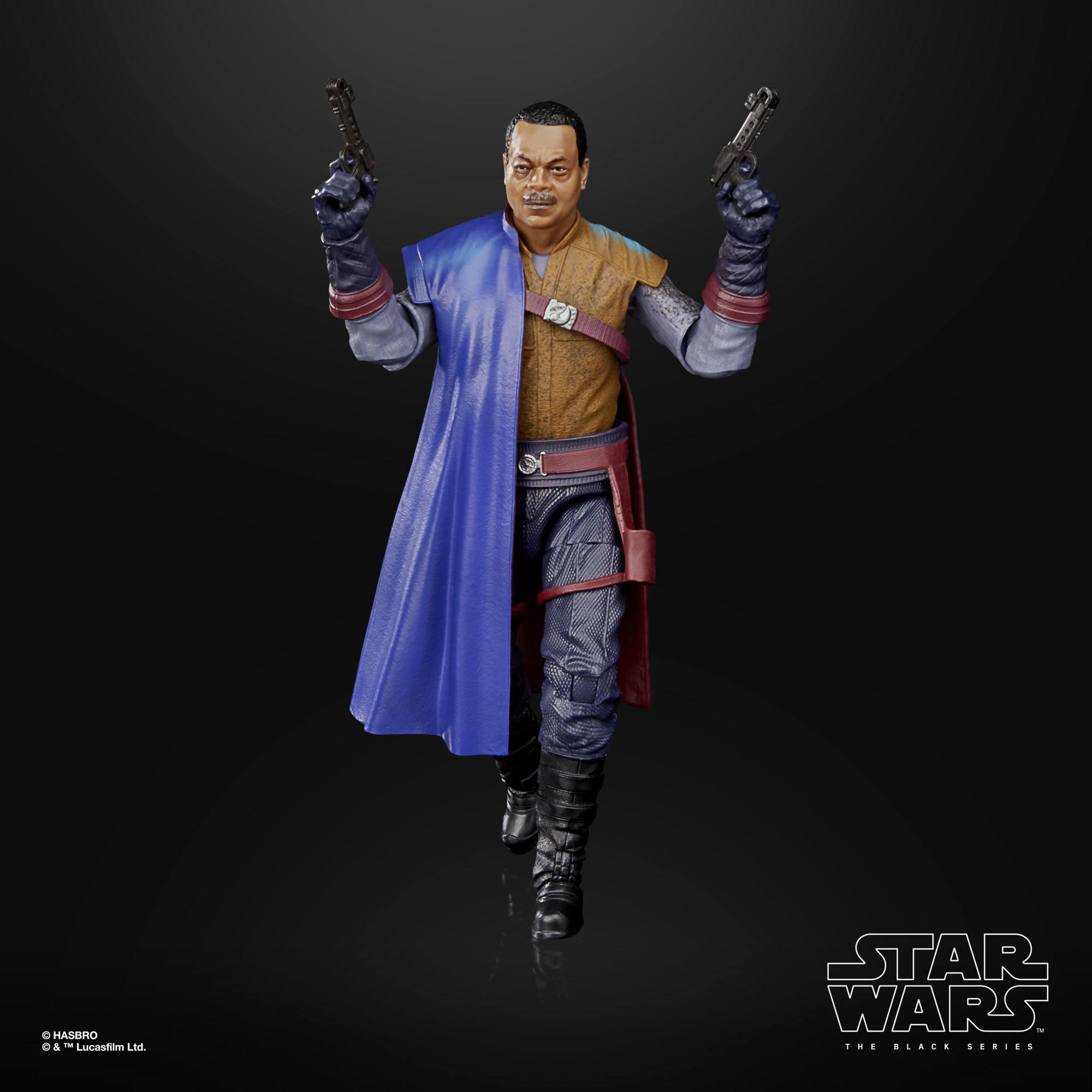 Star Wars The Mandalorian Black Series Credit Collection Actionfigur 2022 Greef Karga 15 cm HASF2895 5010993911936