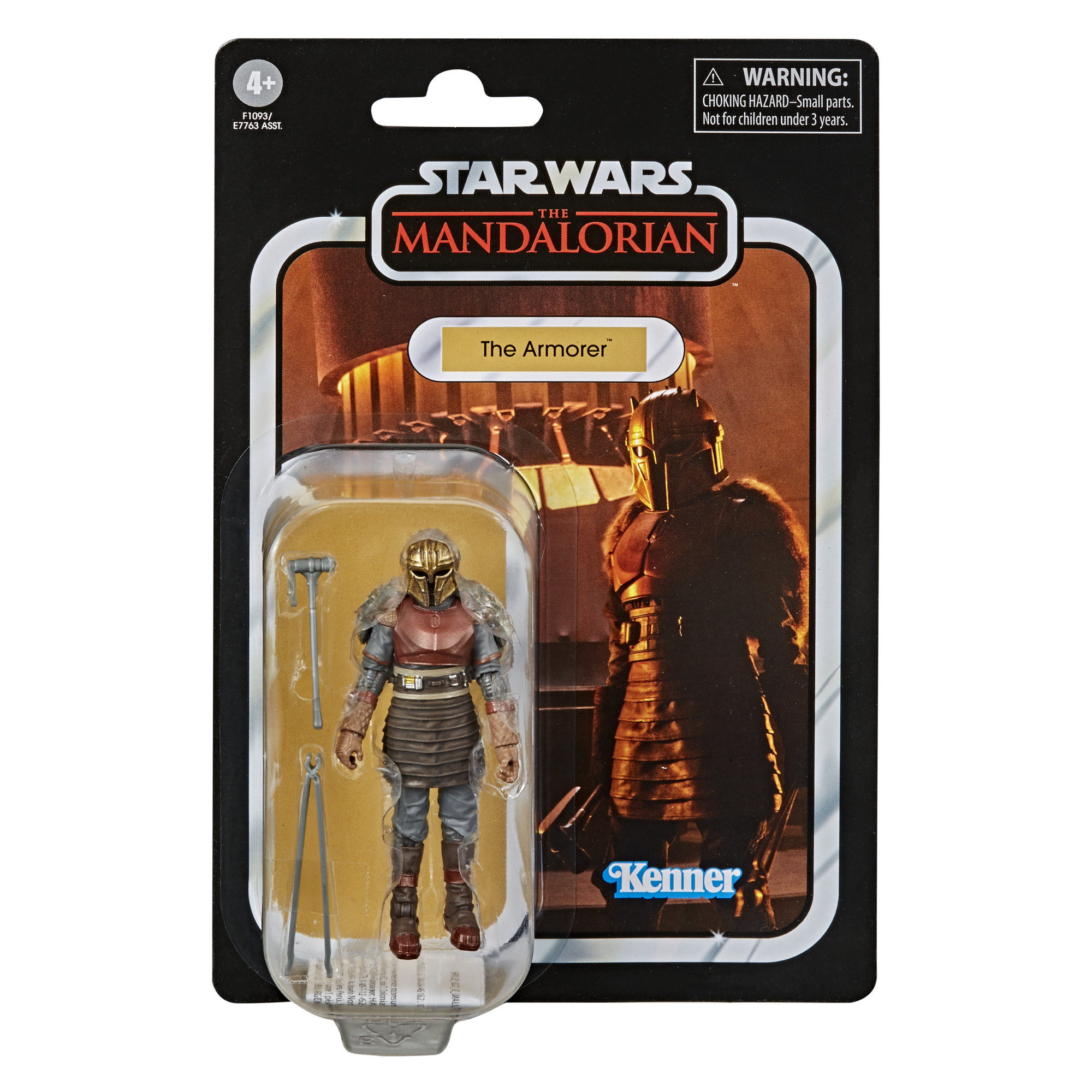 Star Wars The Vintage Collection The Armorer F10935X0 5010993800827