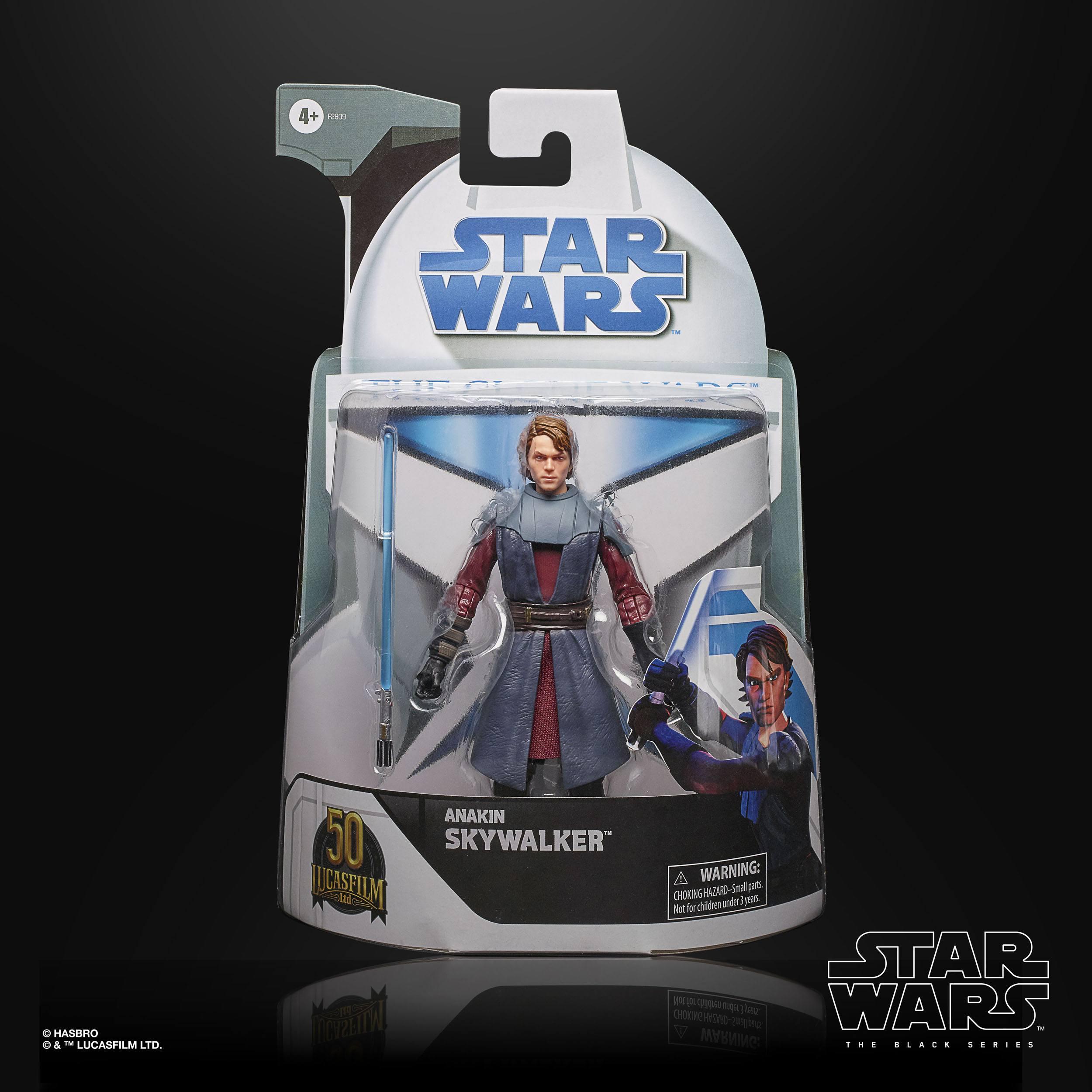 Star Wars The Black Series - Anakin Skywalker F28095L0 5010993866601