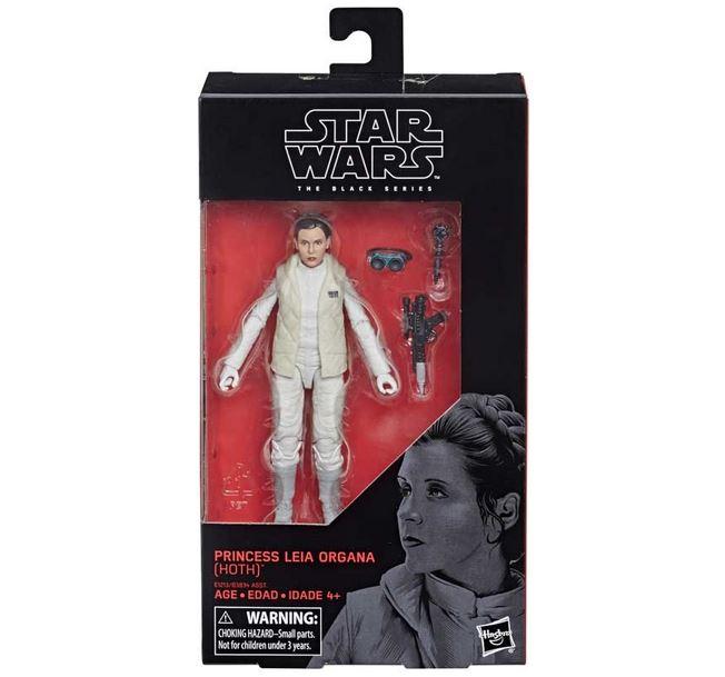 Star Wars The Black Series Leia Organa (Hoth) E1213/B3834 5010993554201