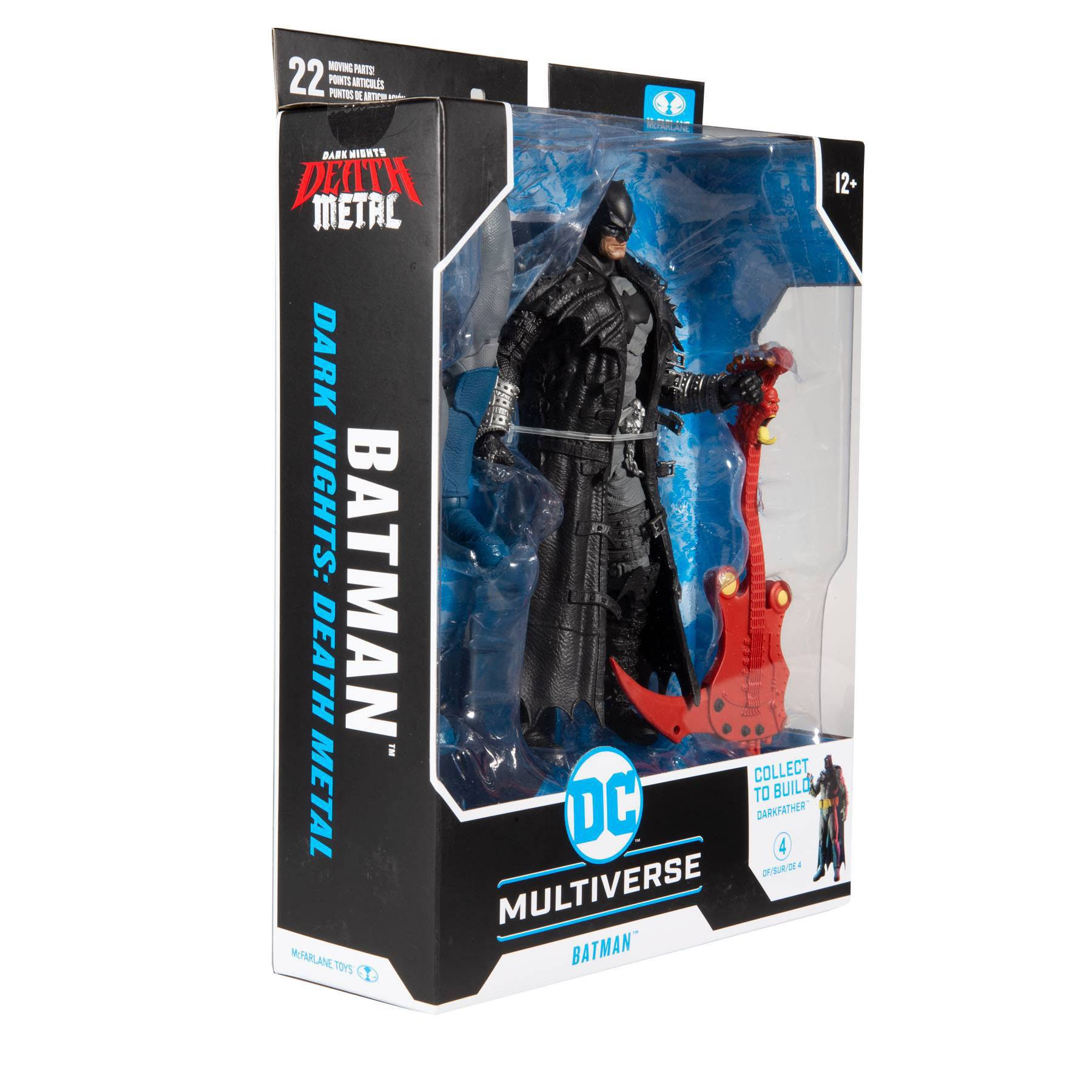 DC Multiverse Build A Actionfigur Batman 18 cm MCF15416-0 787926154160