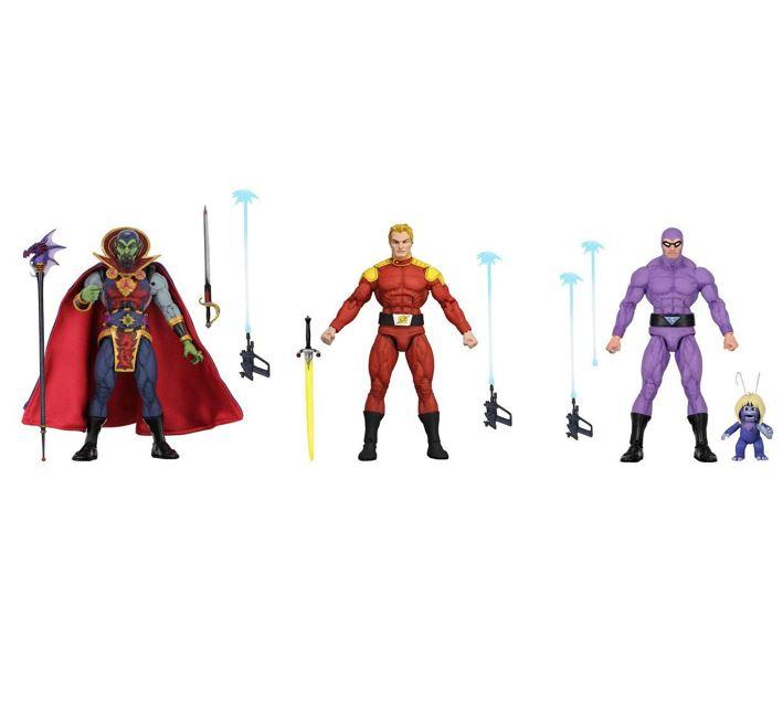 Defenders of the Earth Actionfiguren 18 cm Serie 1 Sortiment (3)