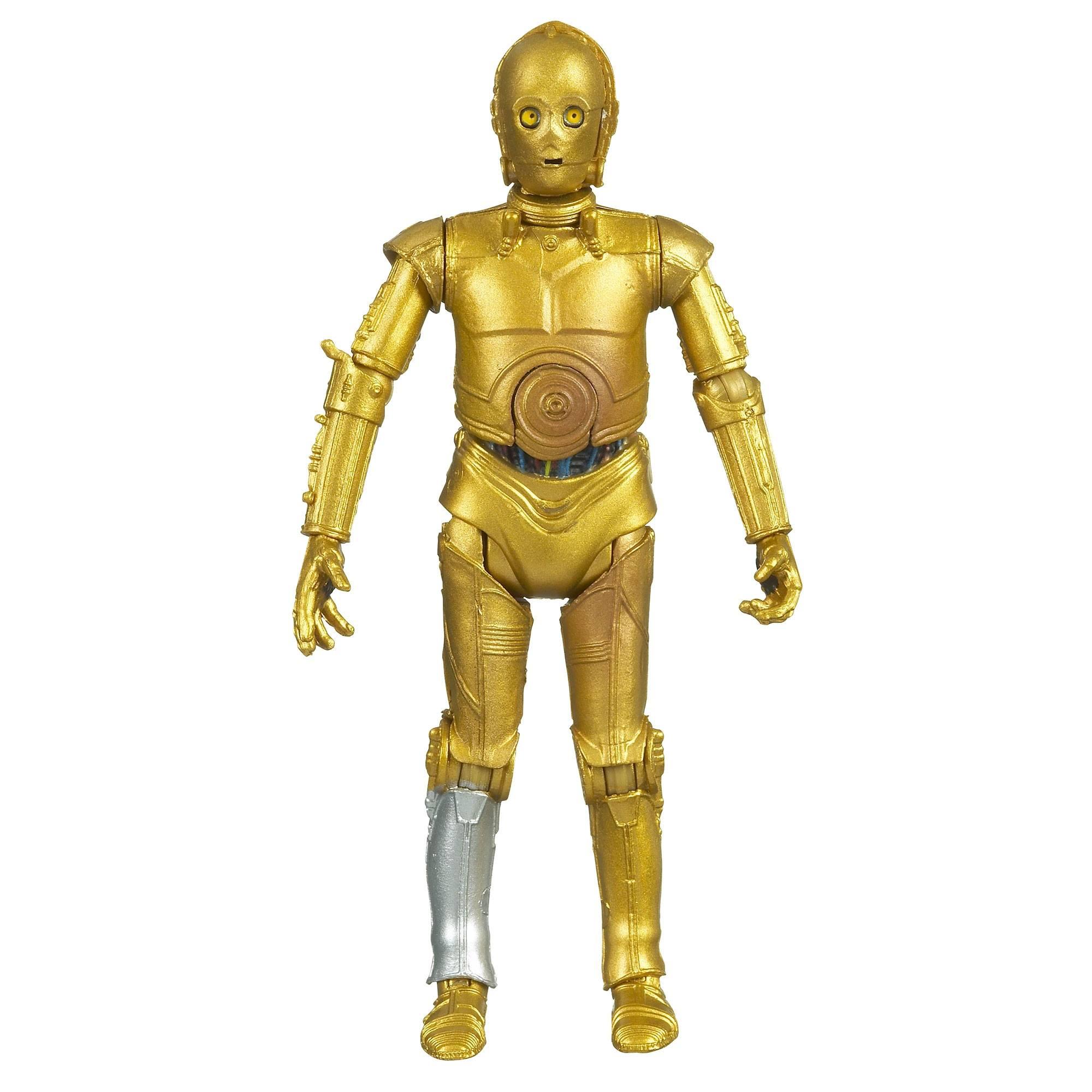 Star Wars Vintage Collection C-3PO 10cm E9572 5010993704538