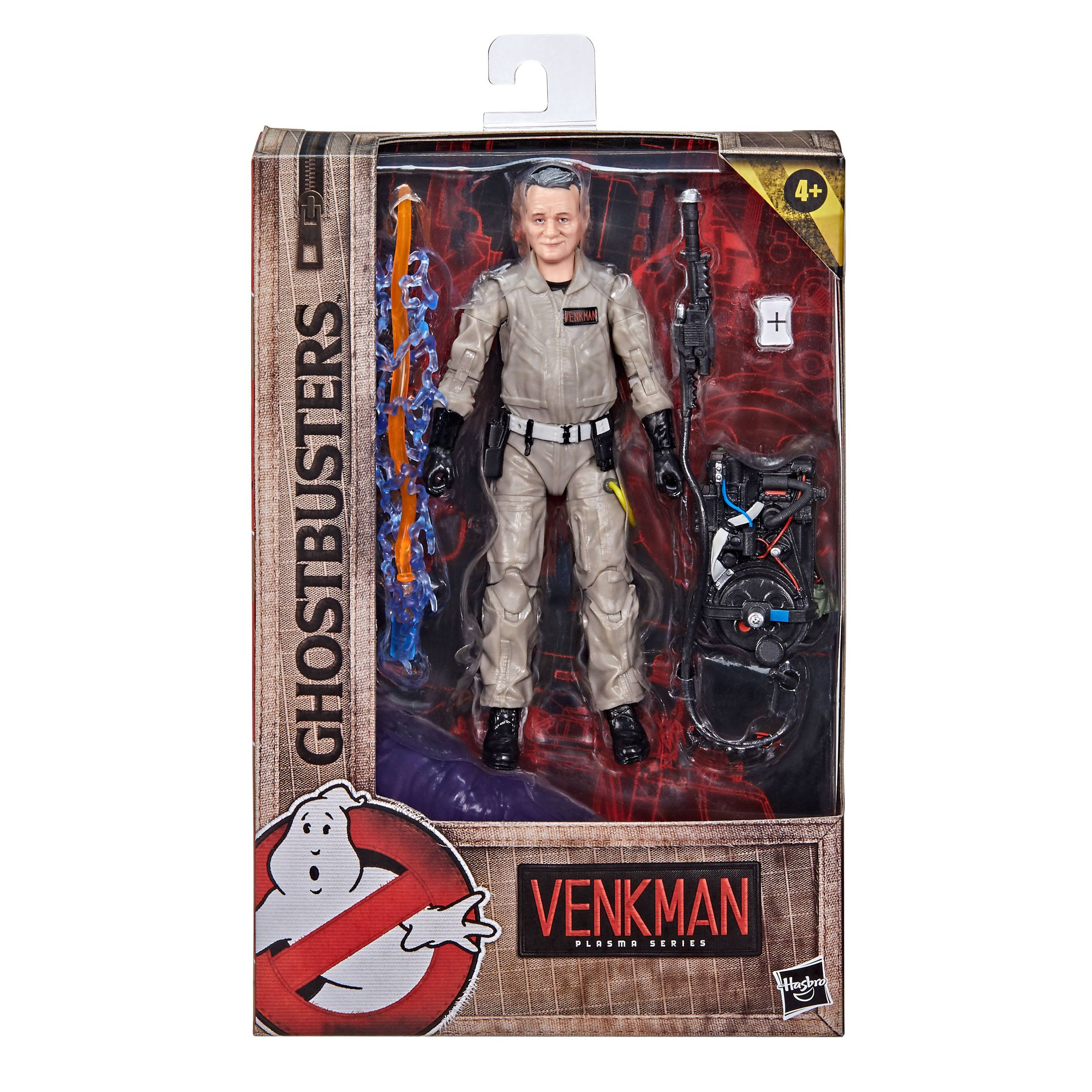 Ghostbusters Plasma Series Ghostbusters: Afterlife Afterlife Peter Venkman  5010993853311