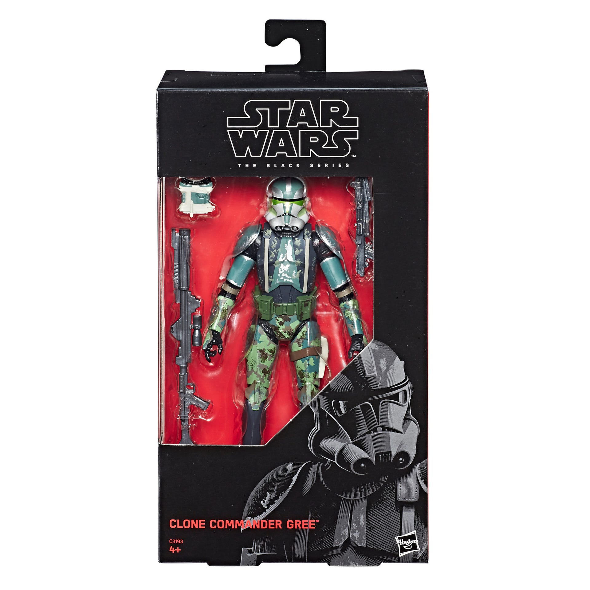 Star Wars The Black Series Commander Gree Action Figure 15cm  C3193E480 5010993731756