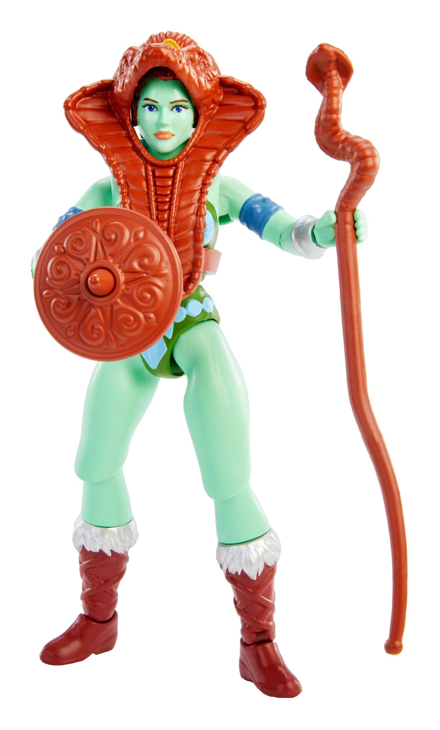 Masters of the Universe Origins Actionfigur 2021 Green Goddess 14 cm MATTGYY27 0887961982855