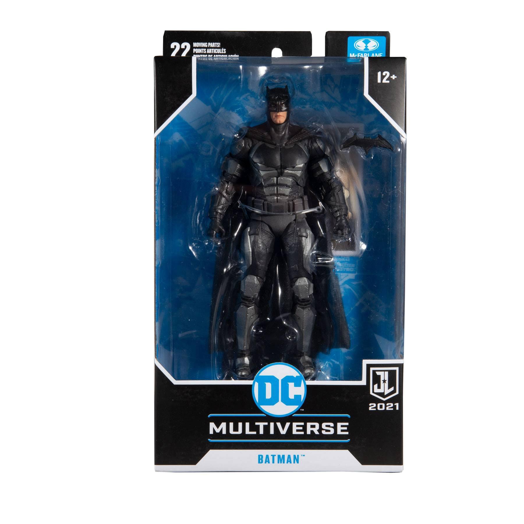 DC Justice League Movie Actionfigur Batman 18 cm MCF15092-6 787926150926