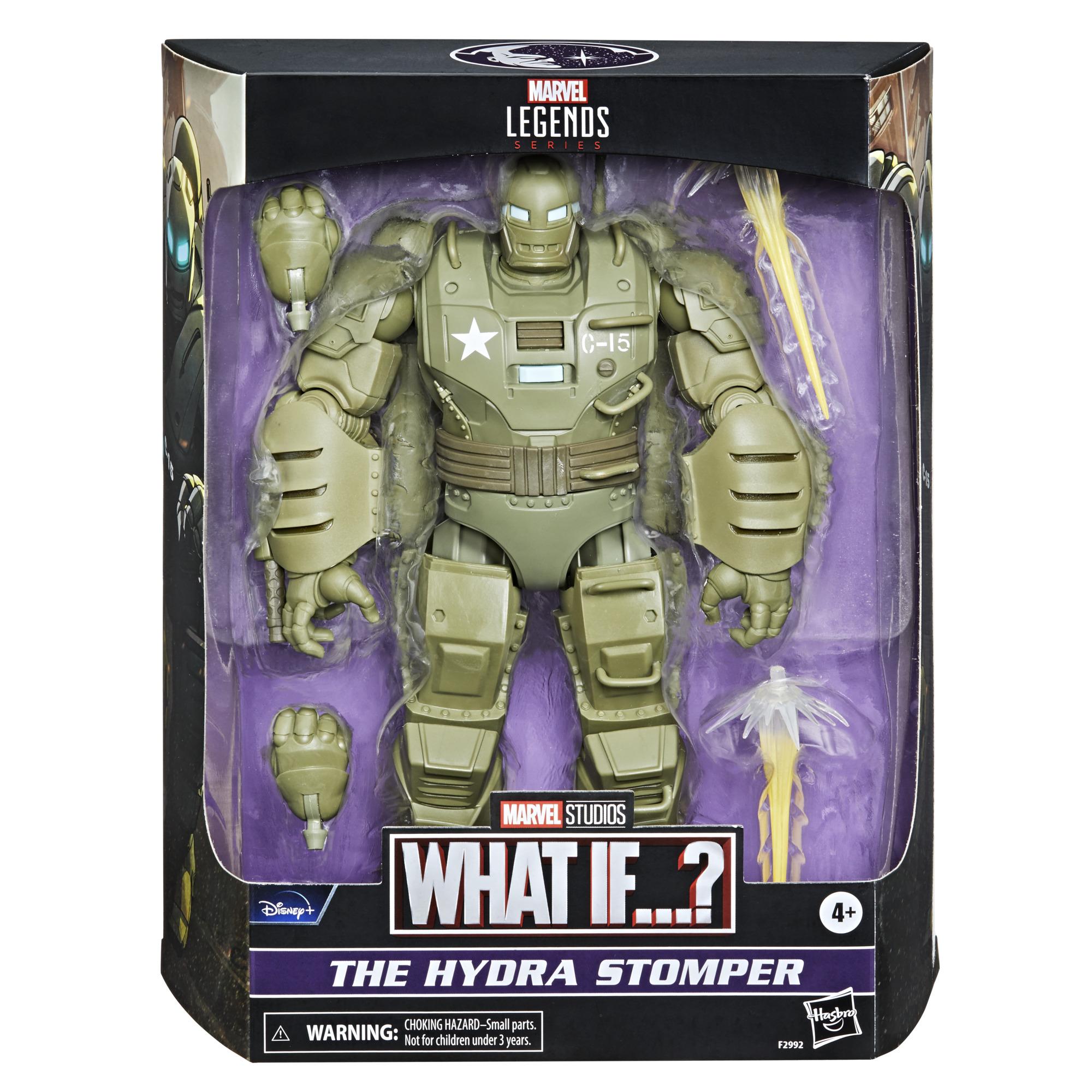 Marvel Legends Series Hydra Stomper Deluxe  15 cm F29925L00 5010993843138