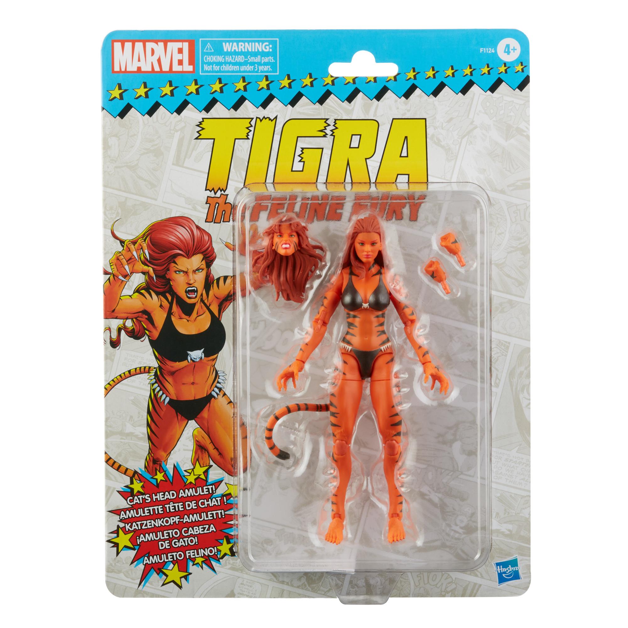 Marvel Legends Series Marvel's Tigra F11245L00 5010993842339