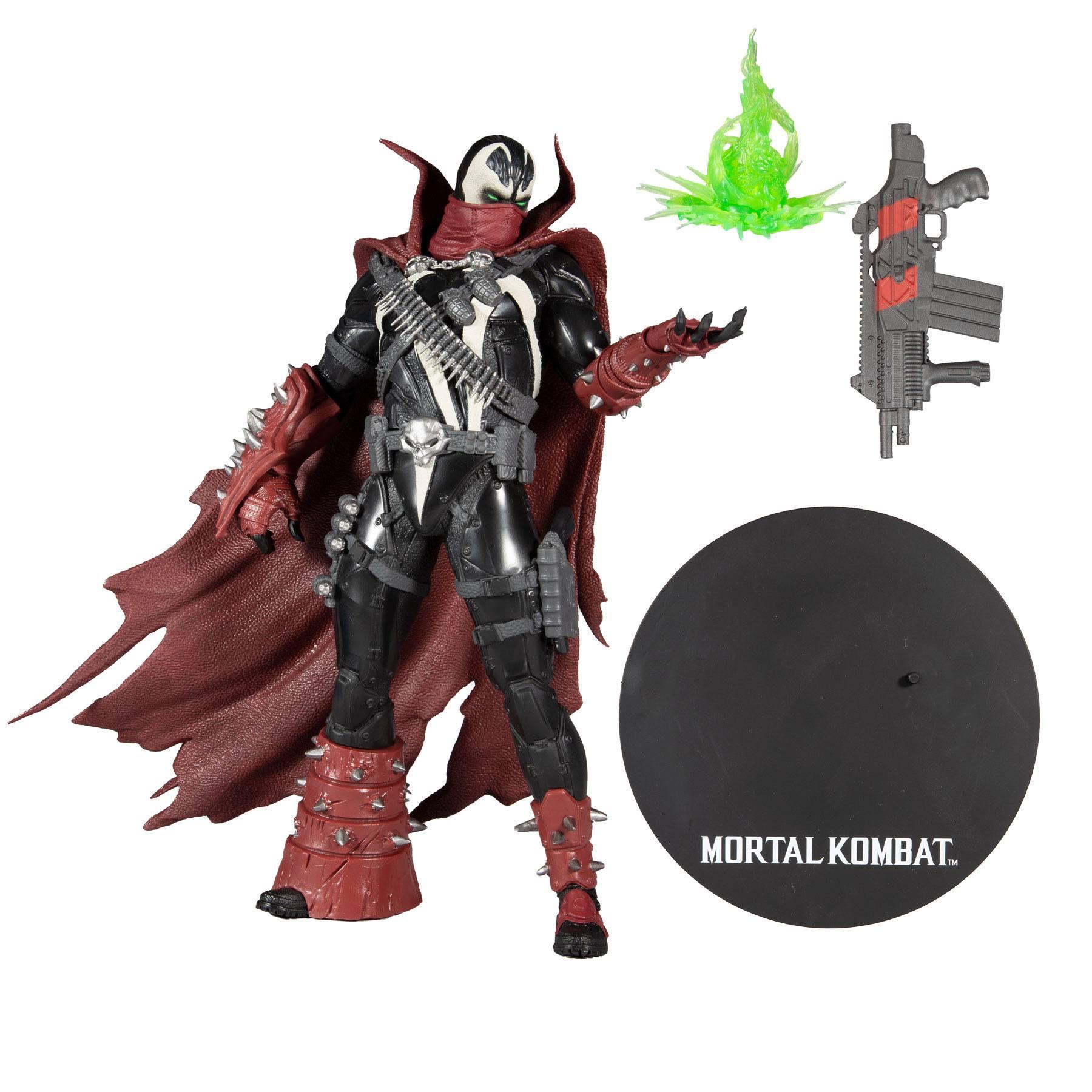 Mortal Kombat Actionfigur Commando Spawn - Dark Ages Skin 30 cm MCF11052-4 787926110524