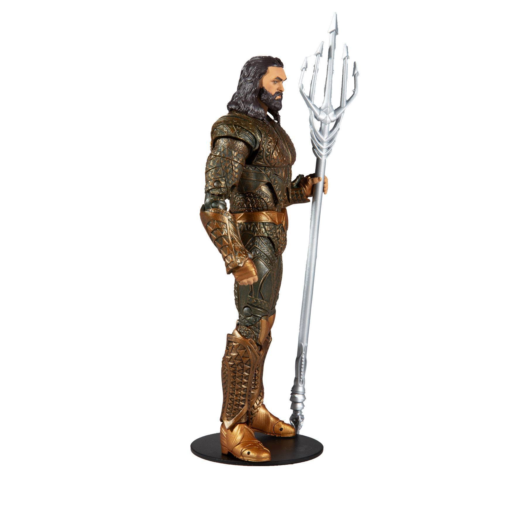 DC Justice League Movie Actionfigur Aquaman 18 cm MCF15091-9 787926150919