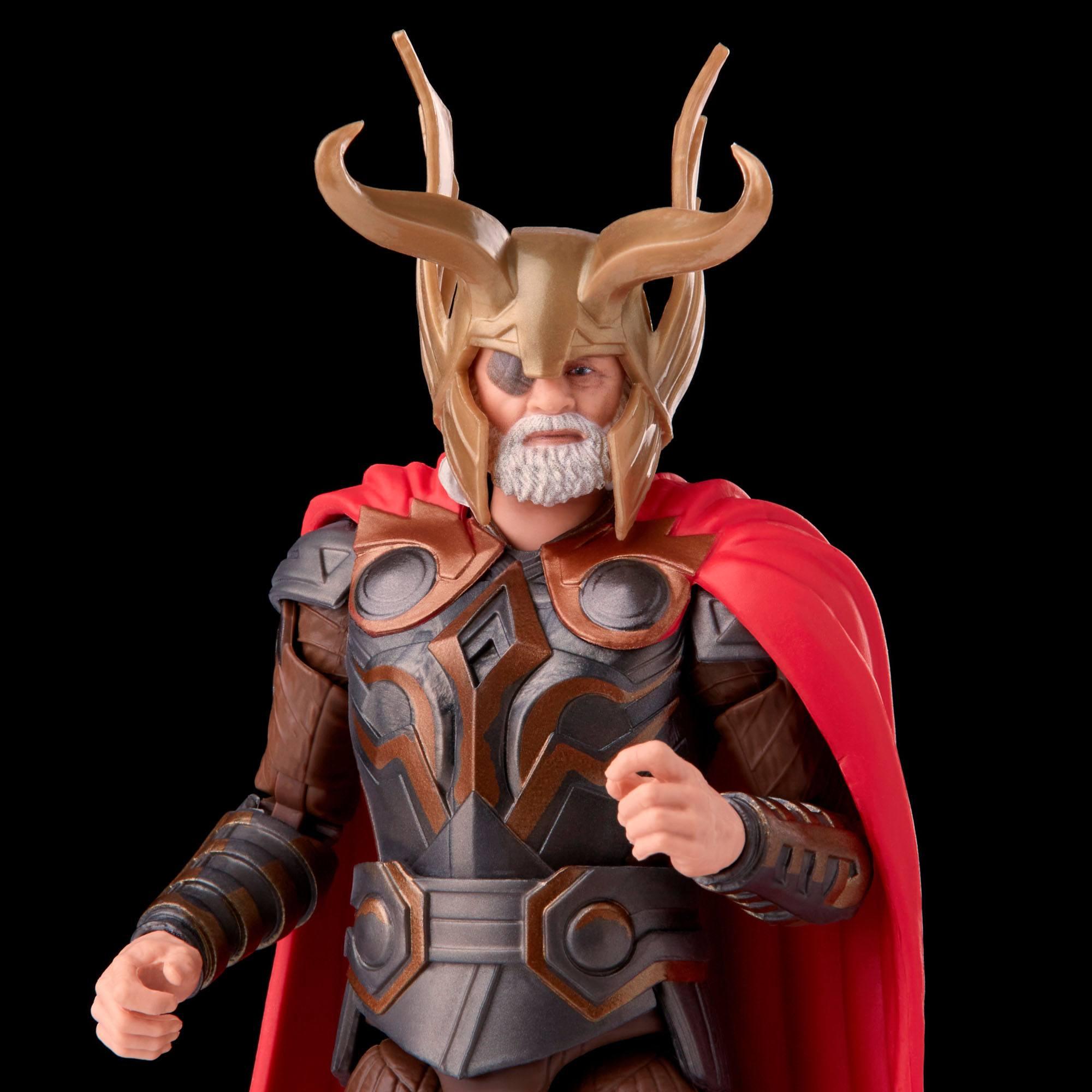 The Infinity Saga Marvel Legends Series Actionfigur 2021 Odin (Thor) 15 cm F01875L0 5010993839384
