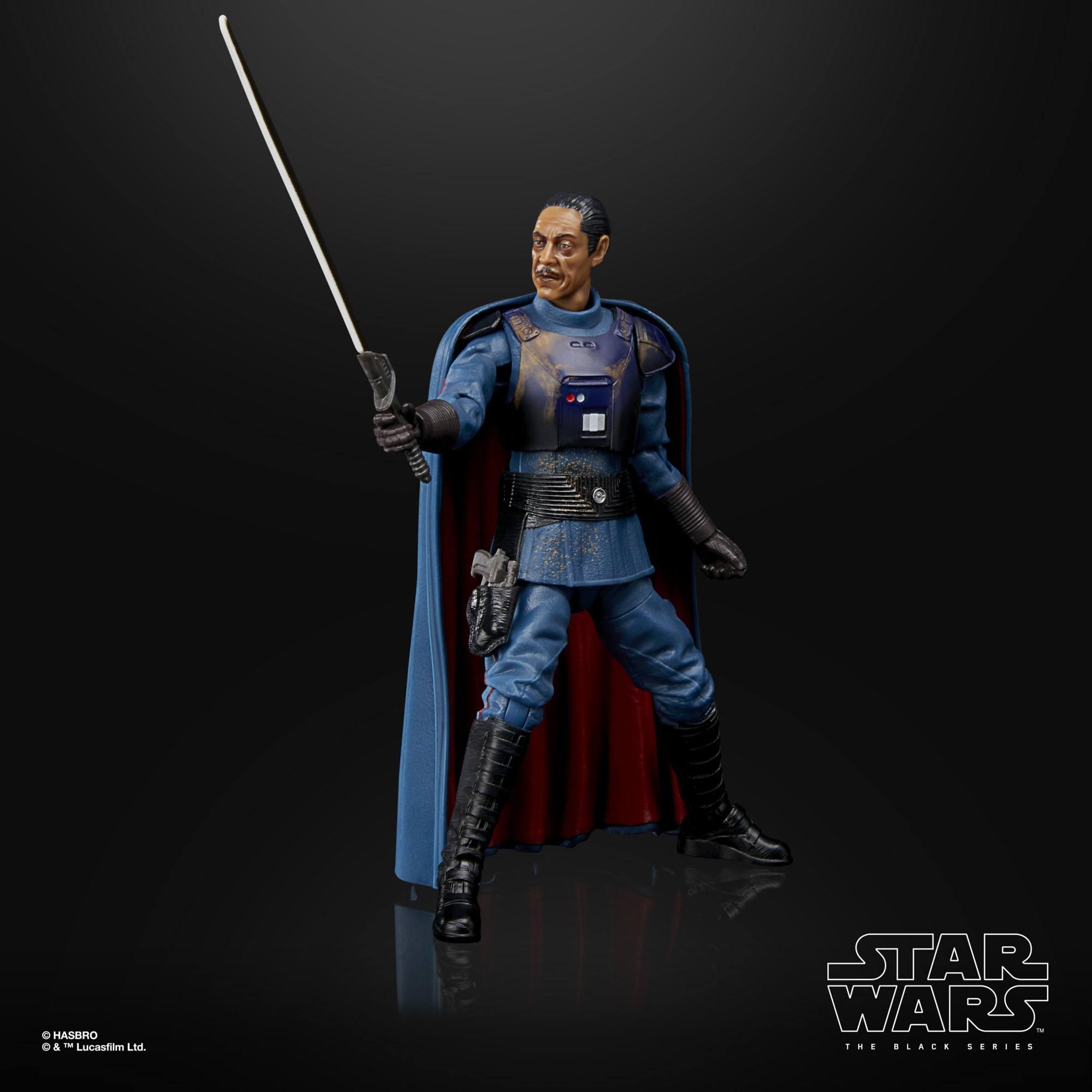 Star Wars The Mandalorian Black Series Credit Collection Actionfigur 2022 Moff Gideon 15 cm HASF2894 5010993898909