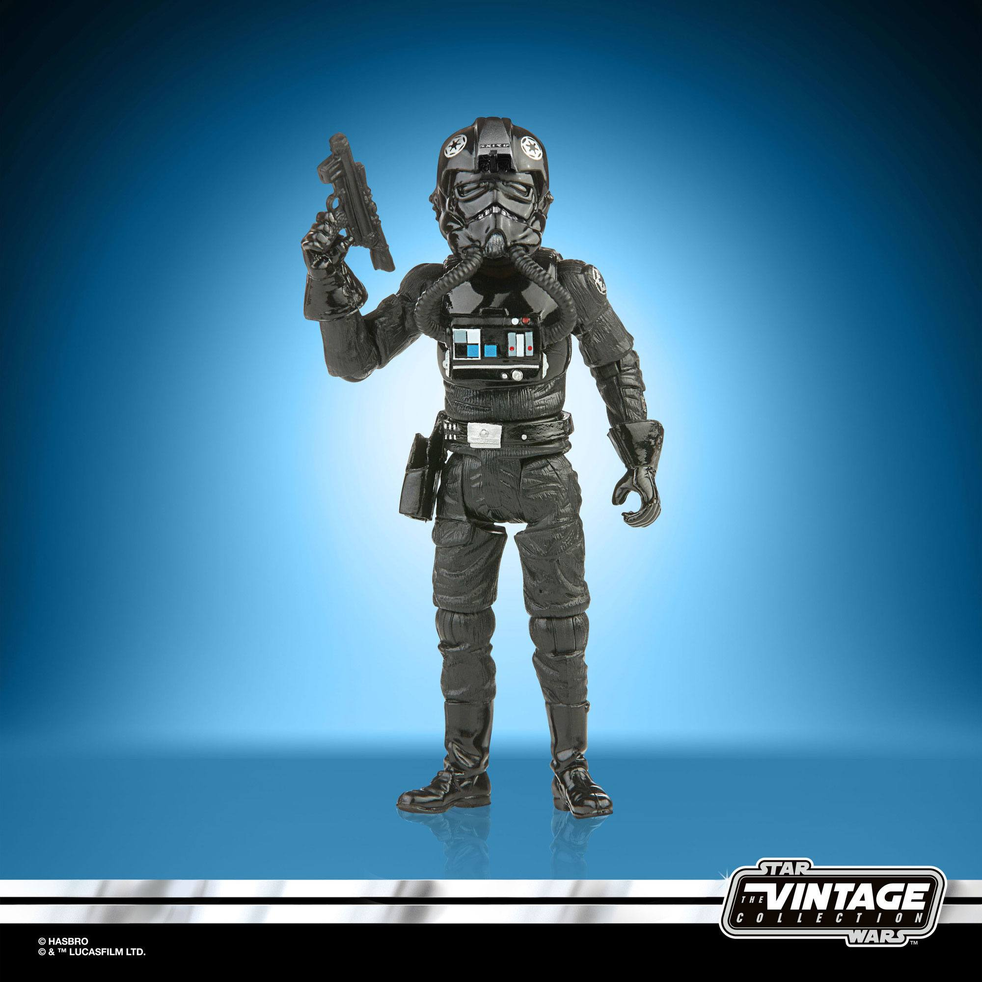 Star Wars The Vintage Collection Tie Fighter Pilot F1883 5010993813292