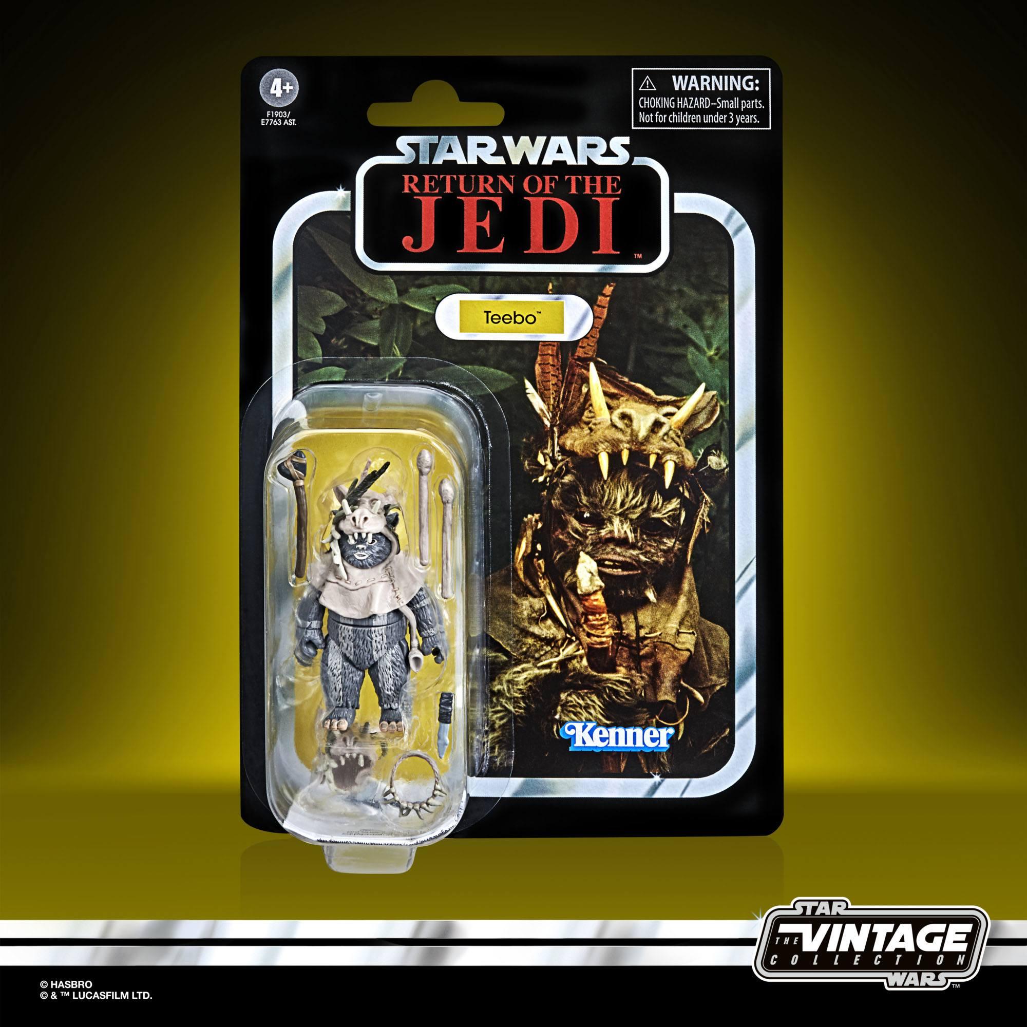 Star Wars Vintage Collection  Teebo (Episode VI) F19035L00 5010993866342