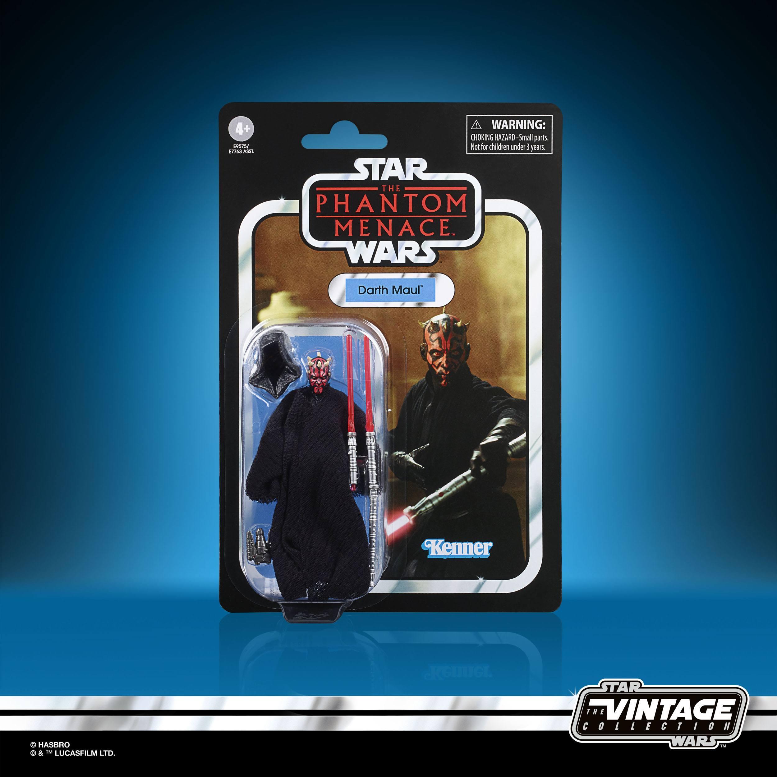 Star Wars The Vintage Collection Darth Maul 10cm E9575 5010993749560