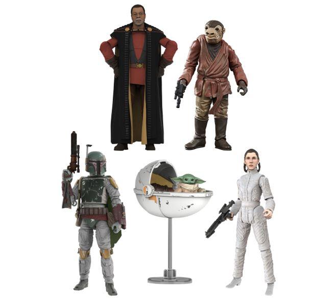 Star Wars VINTAGE S3 Figures Assortment (5) - Wave 6 E77635L05 5010993736898