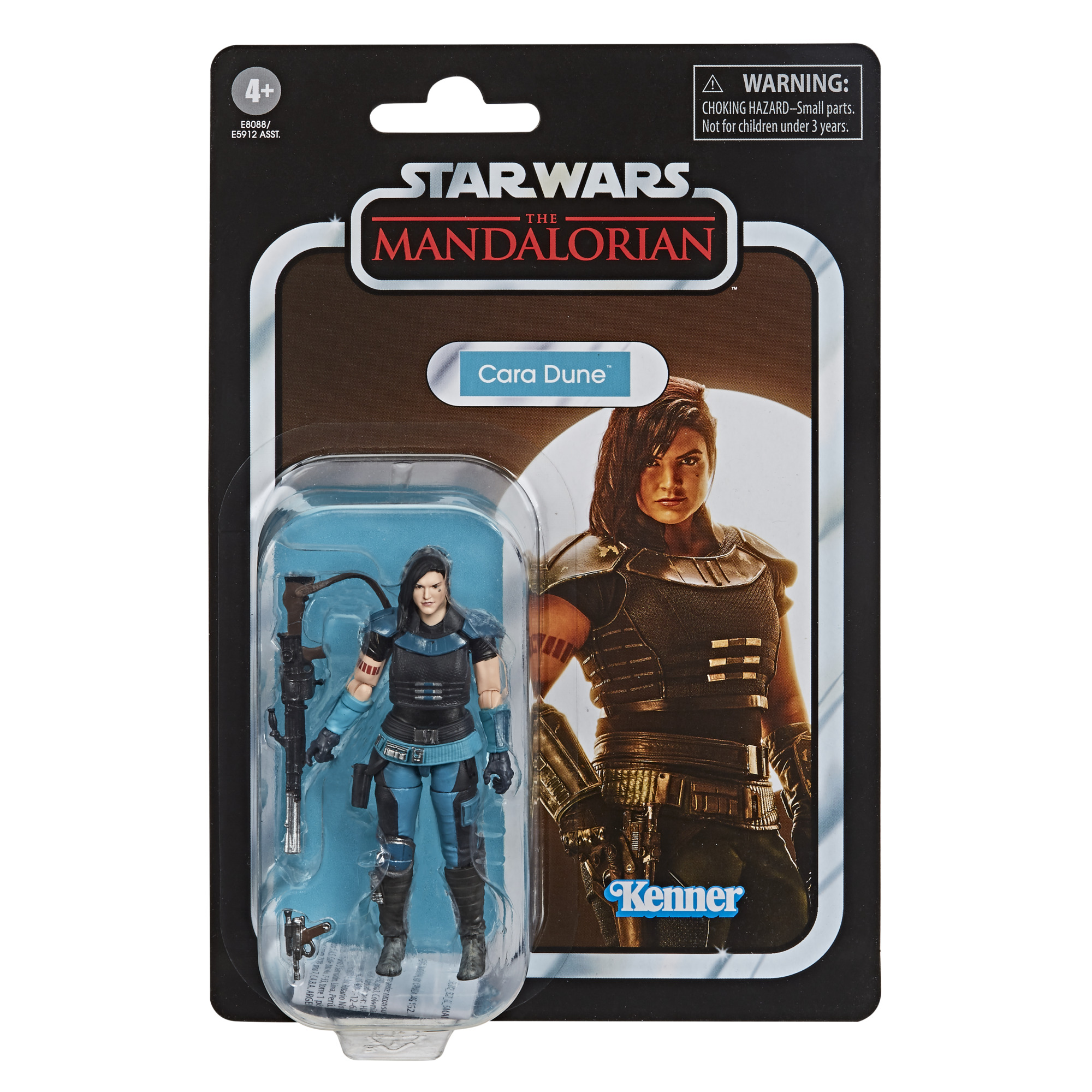 Star Wars The Vintage Collection Cara Dune Toy Action Figure E8088ES0 5010993694389