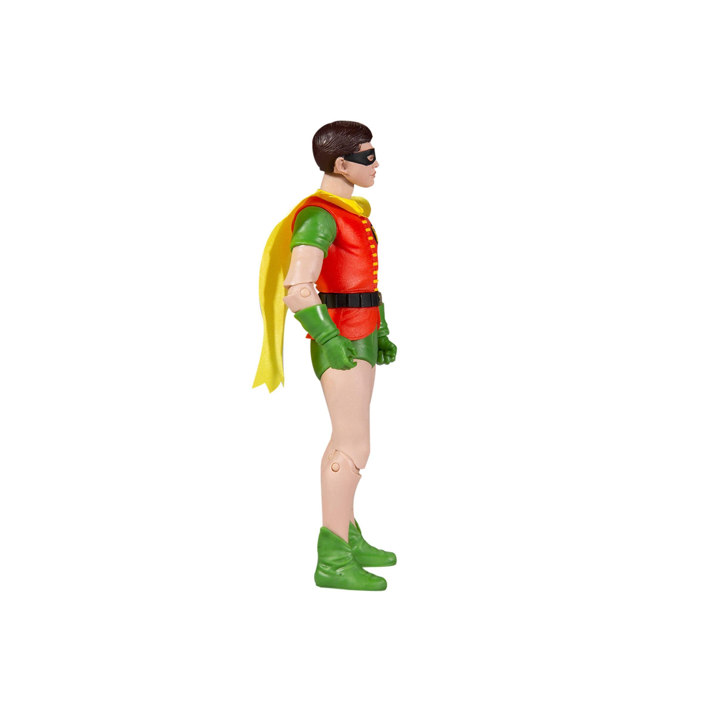 DC Retro Actionfigur Batman 66 Robin 15 cm MCF15033 787926150339