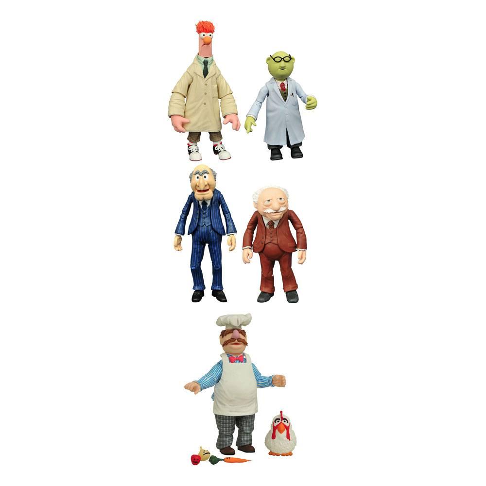 Muppets Best Of Series 2 Figure Asst AUG202105 699788843062