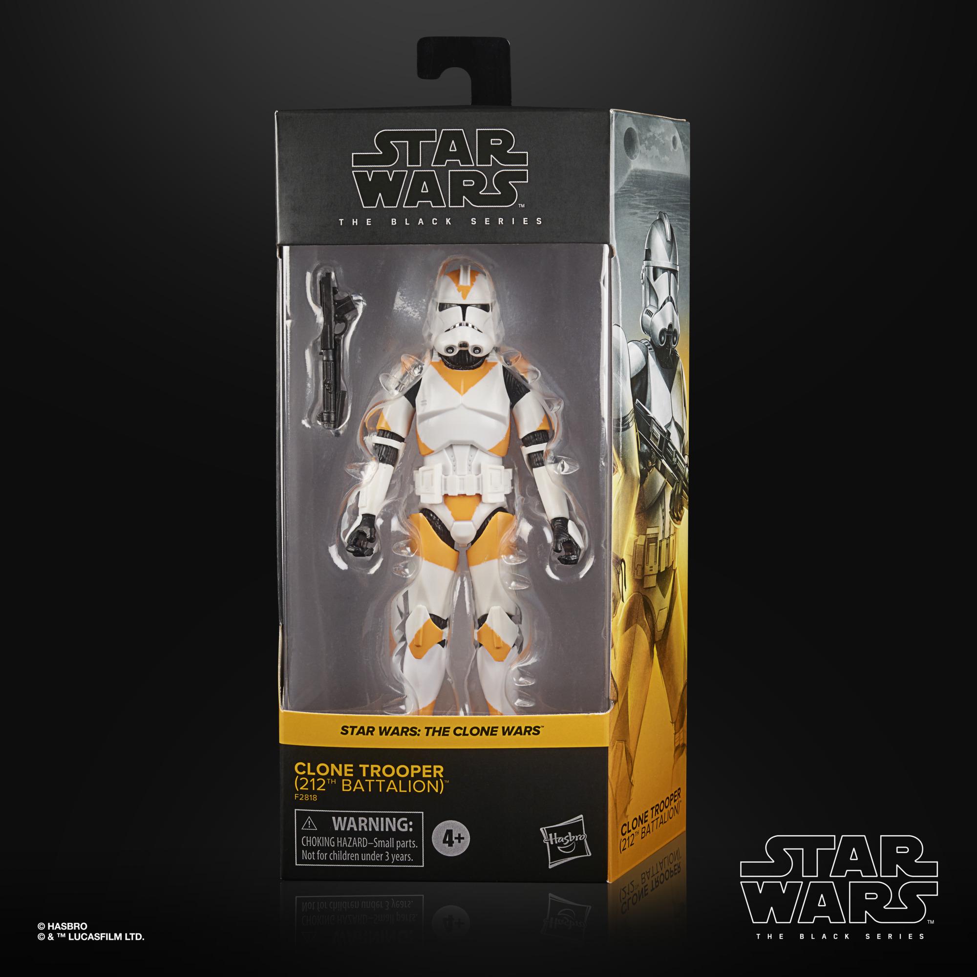 Star Wars The Black Series Clone Trooper (212th Battalion) F28185L0 5010993911844