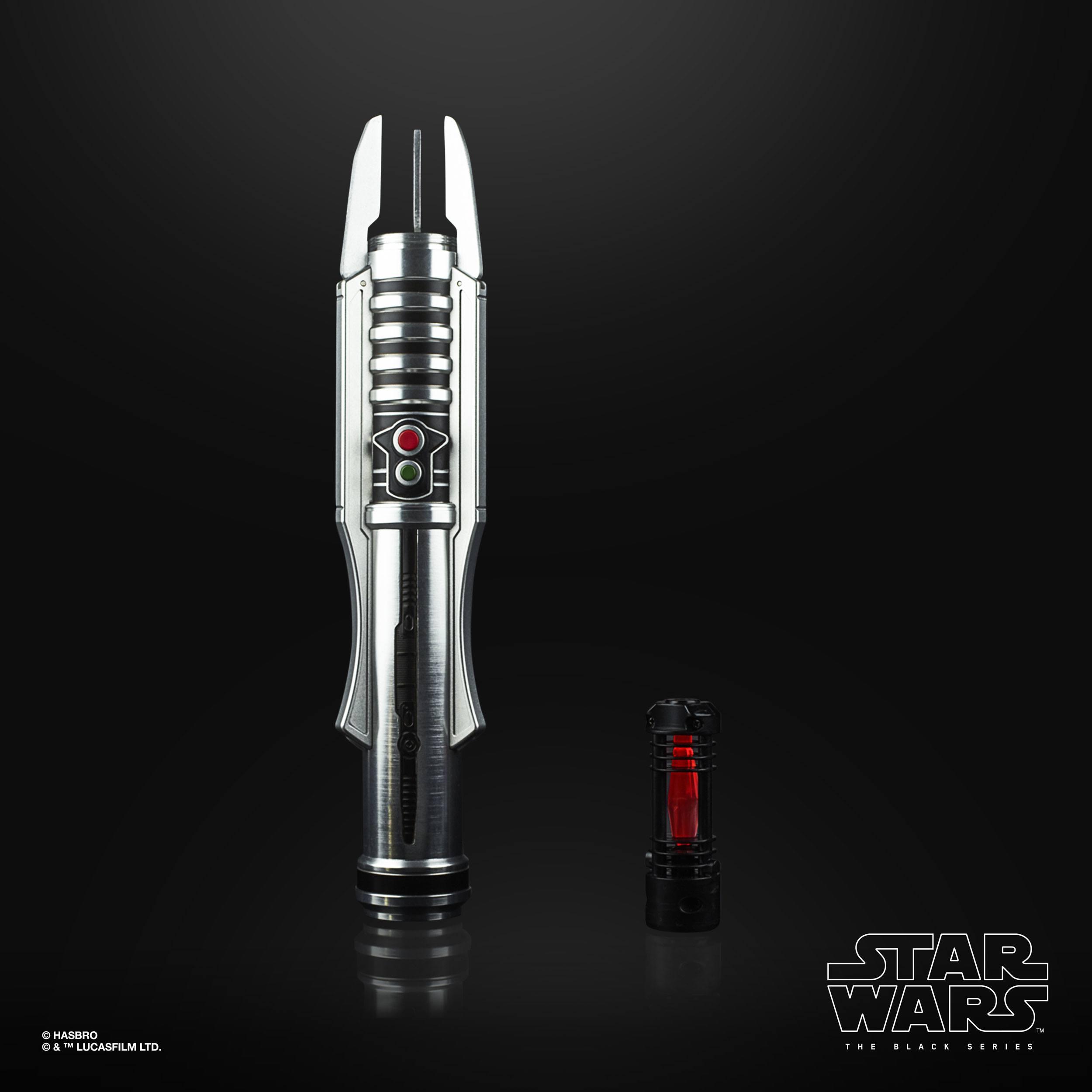 Star Wars The Black Series Elite Darth Revan Force FX Lightsaber Prop Replica E89405L00 5010993691814