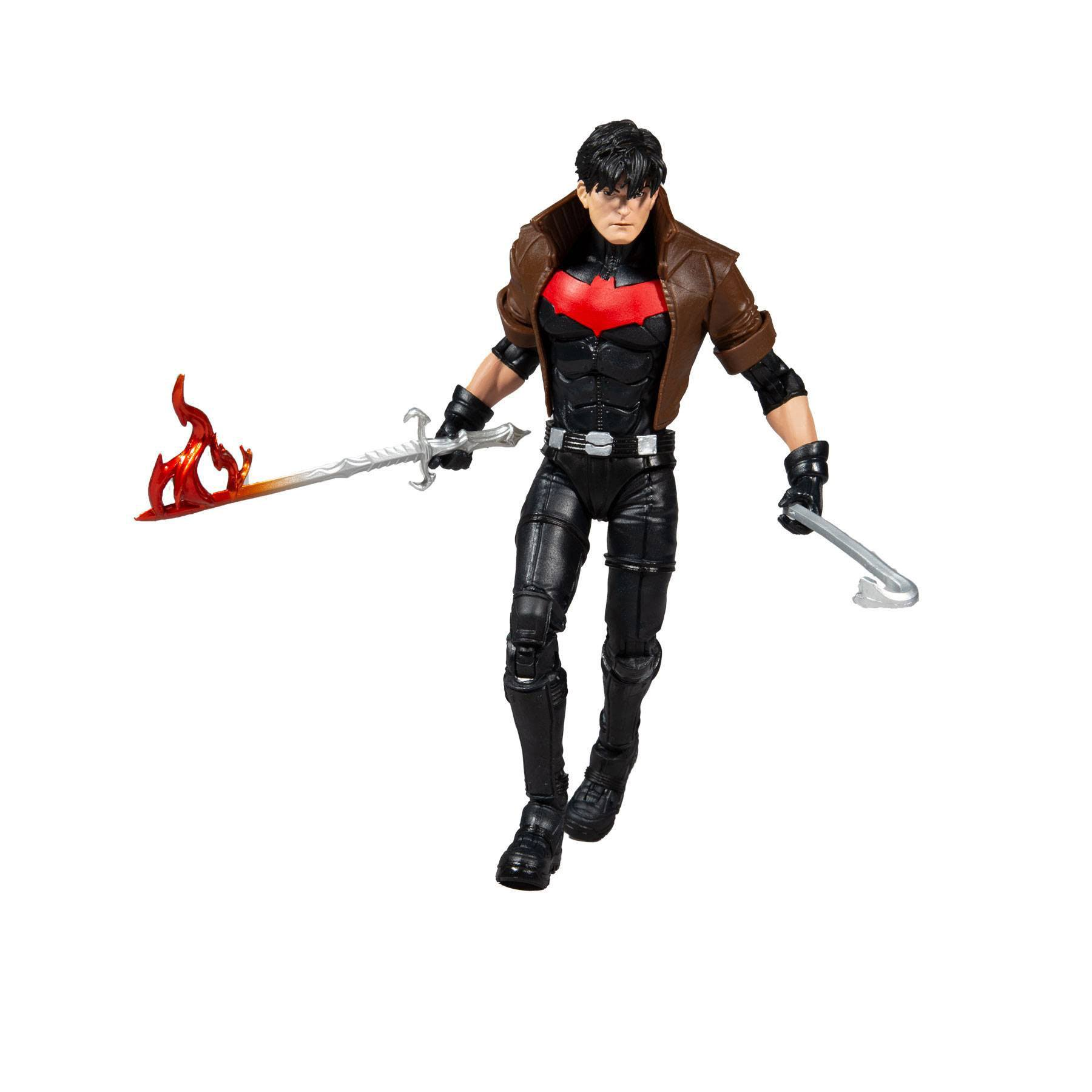 The New 52 DC Multiverse Actionfigur Red Hood Unmasked (Gold Label) 18 cm MCF15170 787926151701