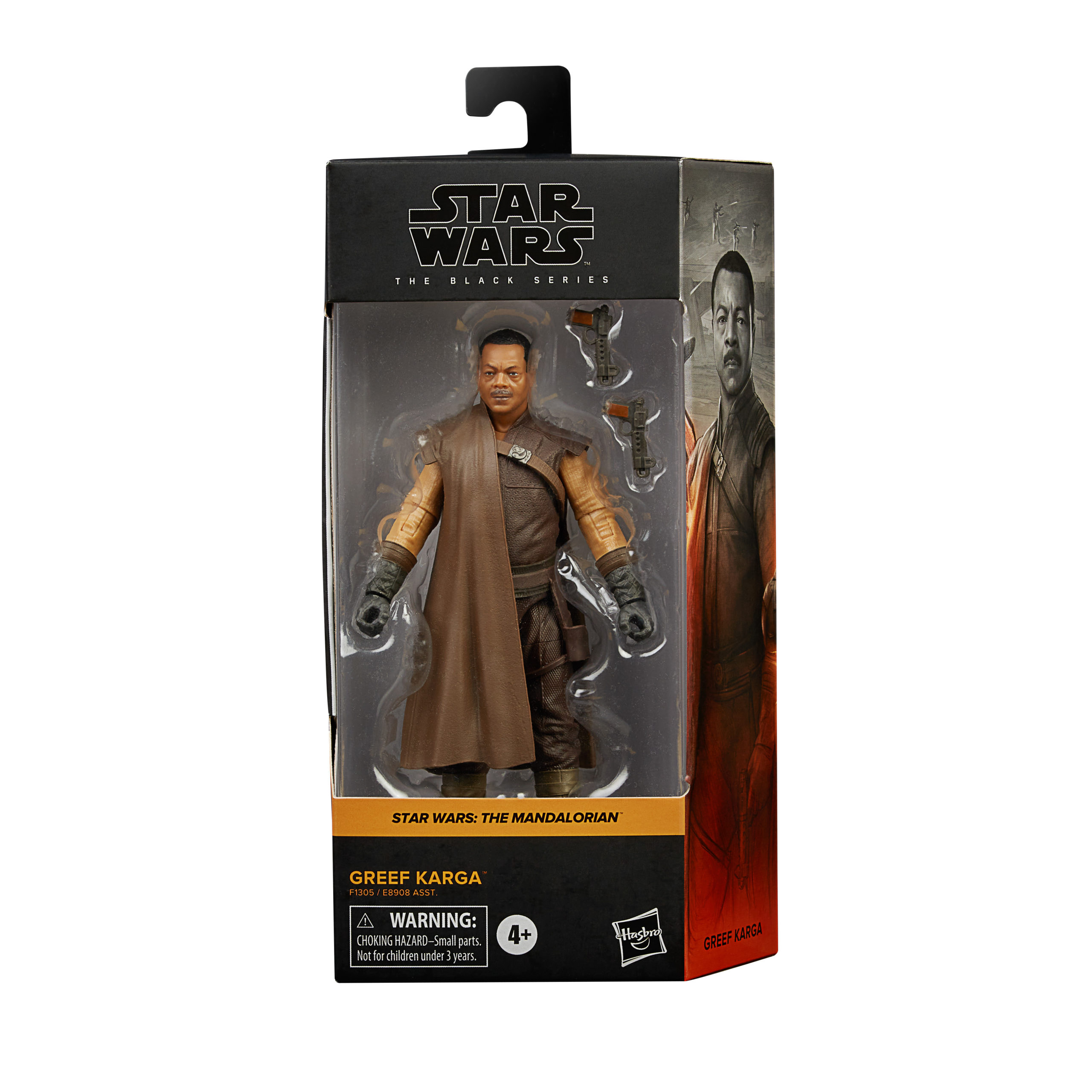 Star Wars The Black Series Greef Karga 15cm F1305  5010993789979