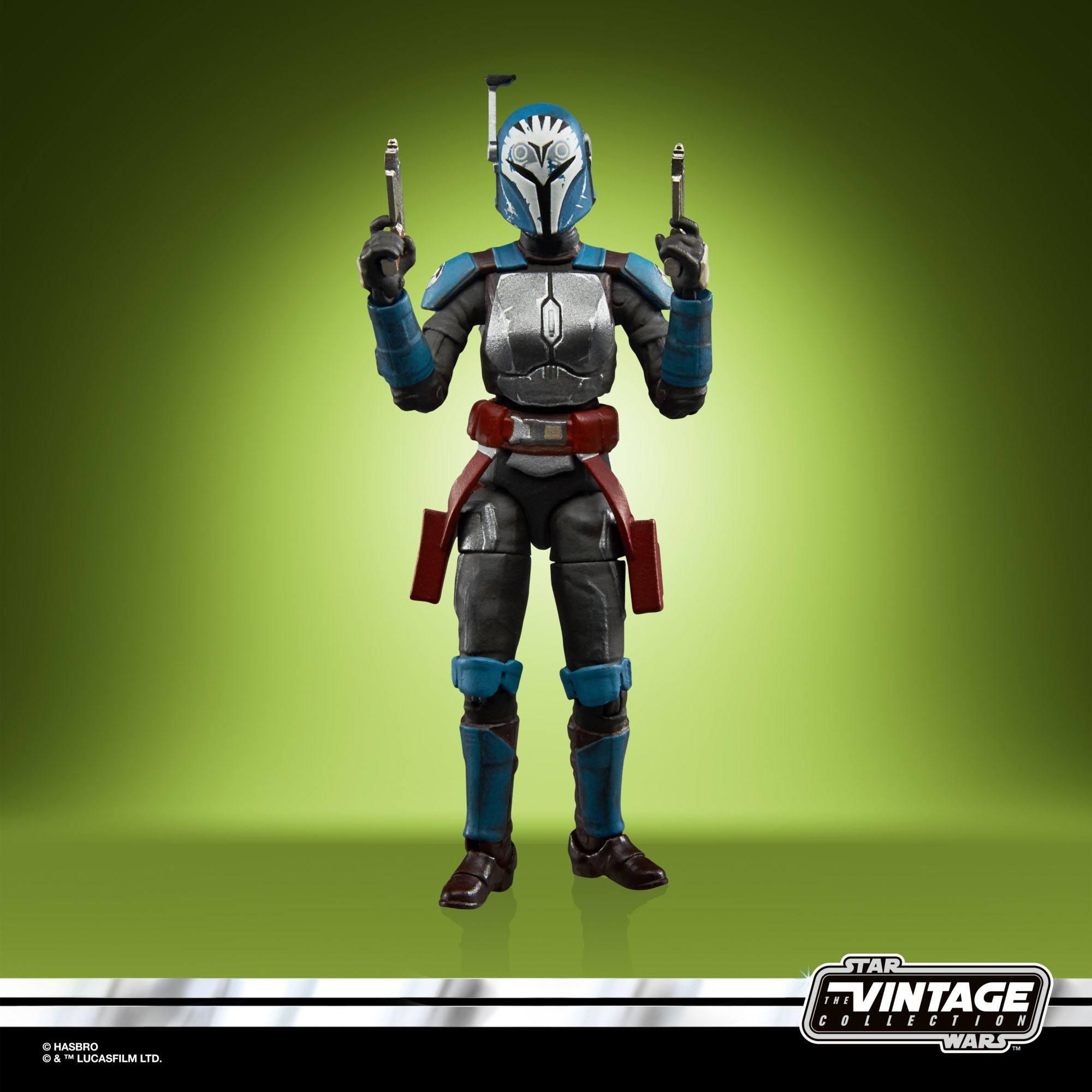 Star Wars The Mandalorian Vintage Collection Actionfigur 2022 Bo-Katan Kryze 10 cm HASF4465 5010993957972