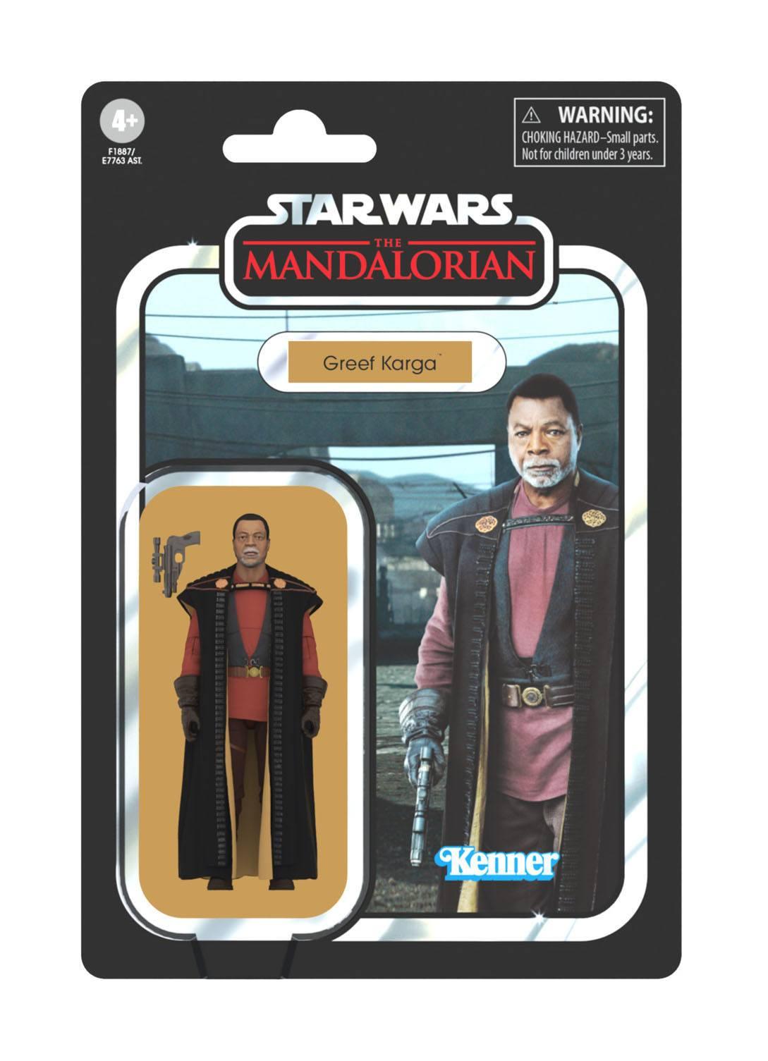Star Wars The Vintage Collection Greef Karga F18875L00  5010993834334