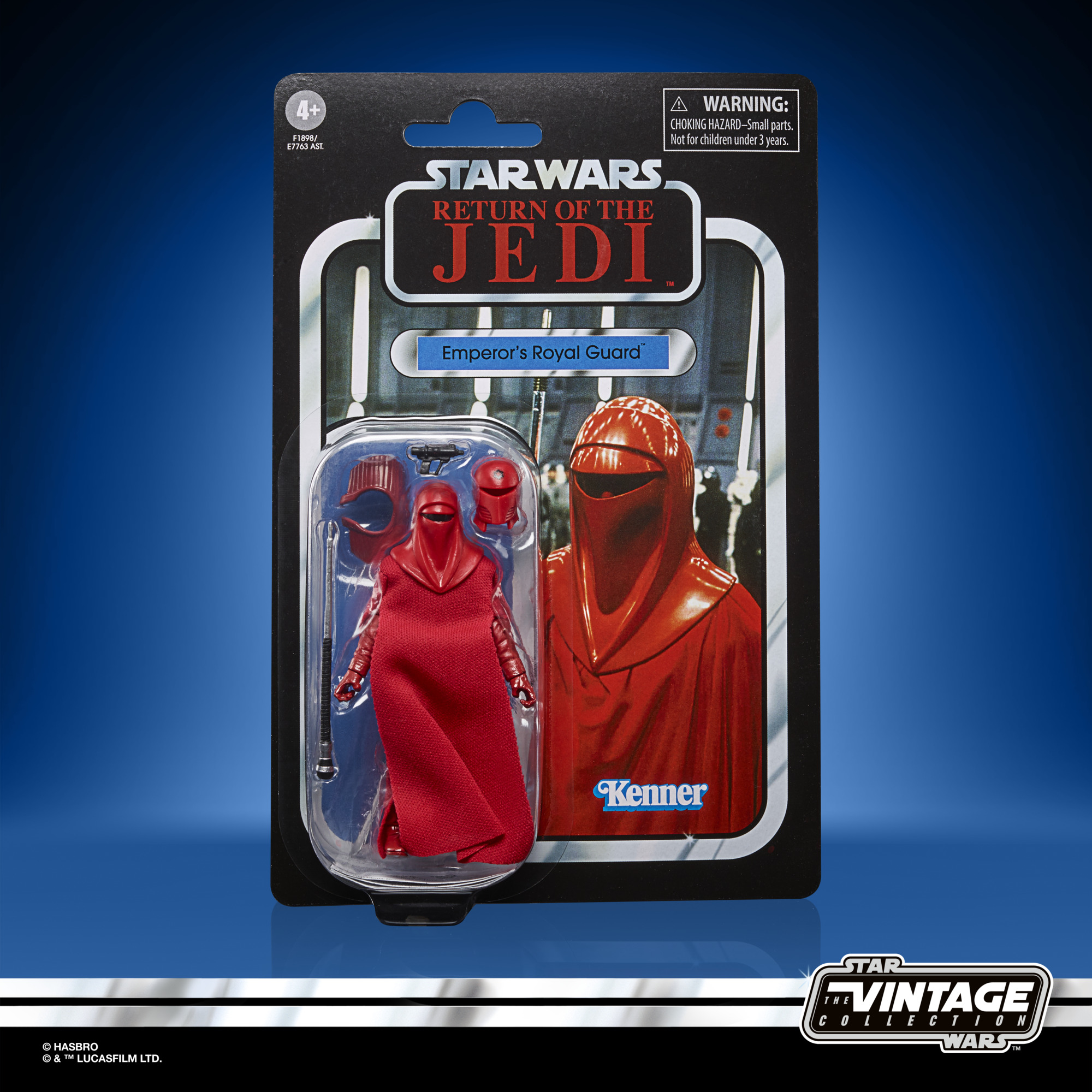 Star Wars The Vintage Collection Emperor's Royal Guard 3 3/4-Inch Action Figure F1898 5010993860692