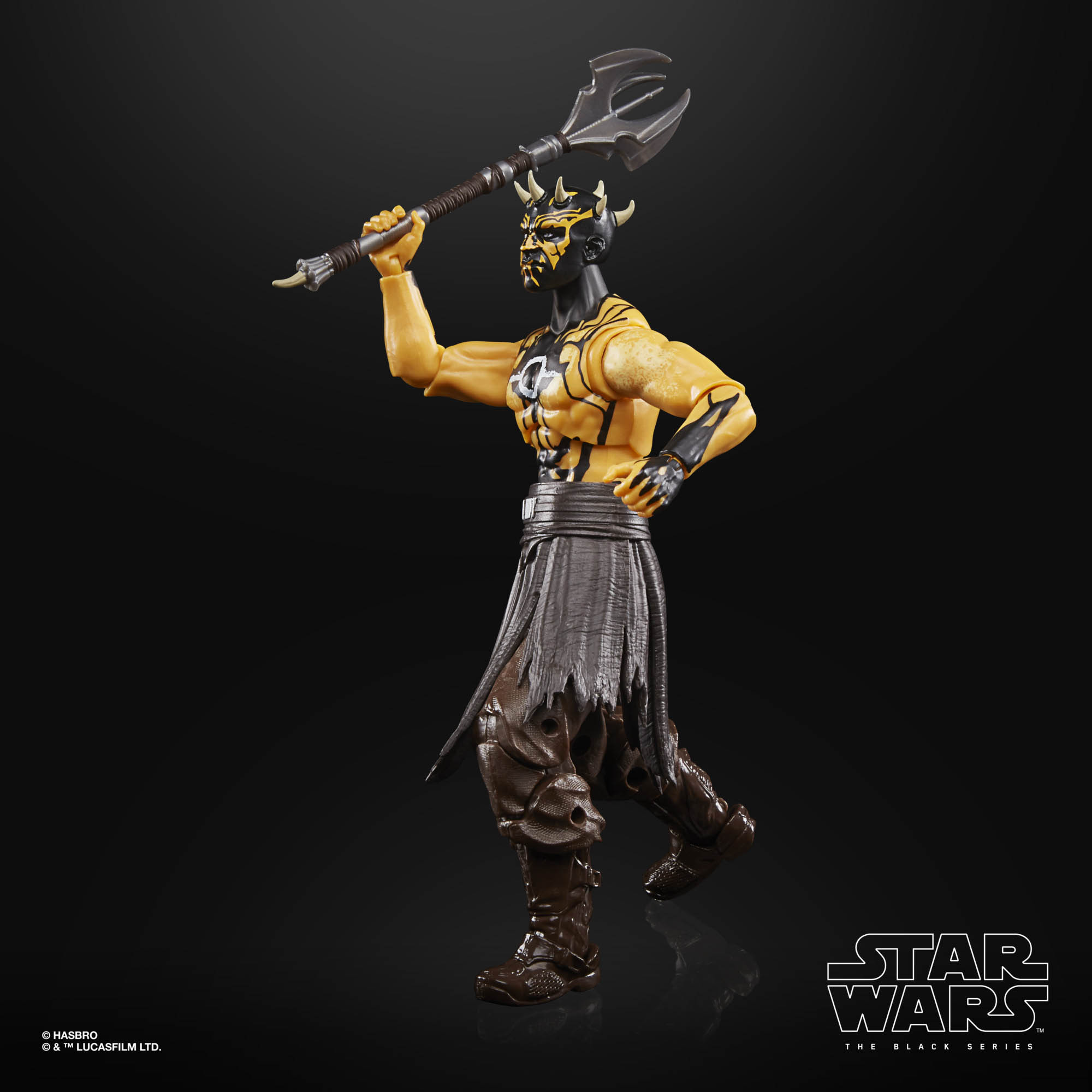 Star Wars The Black Series Gaming Greats Nightbrother Warrior F2867