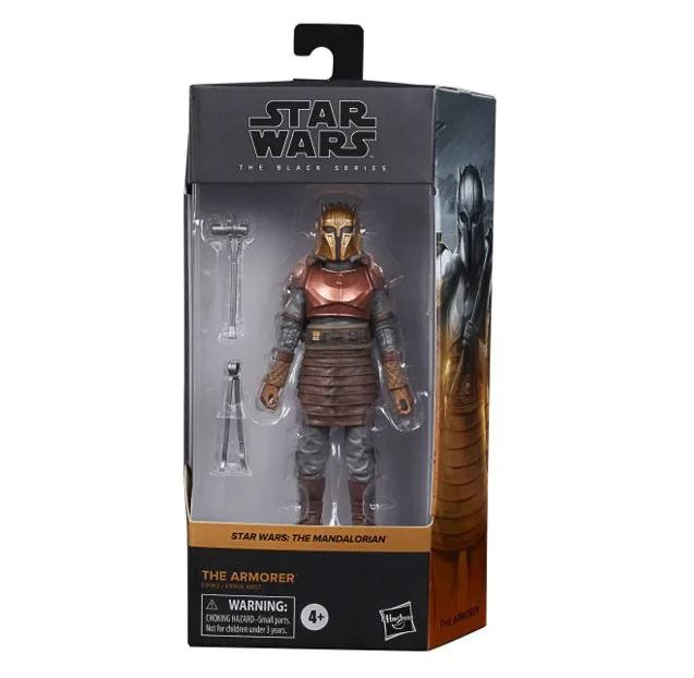 Star Wars The Black Series The Armorer 15cm E93625L00 5010993754717
