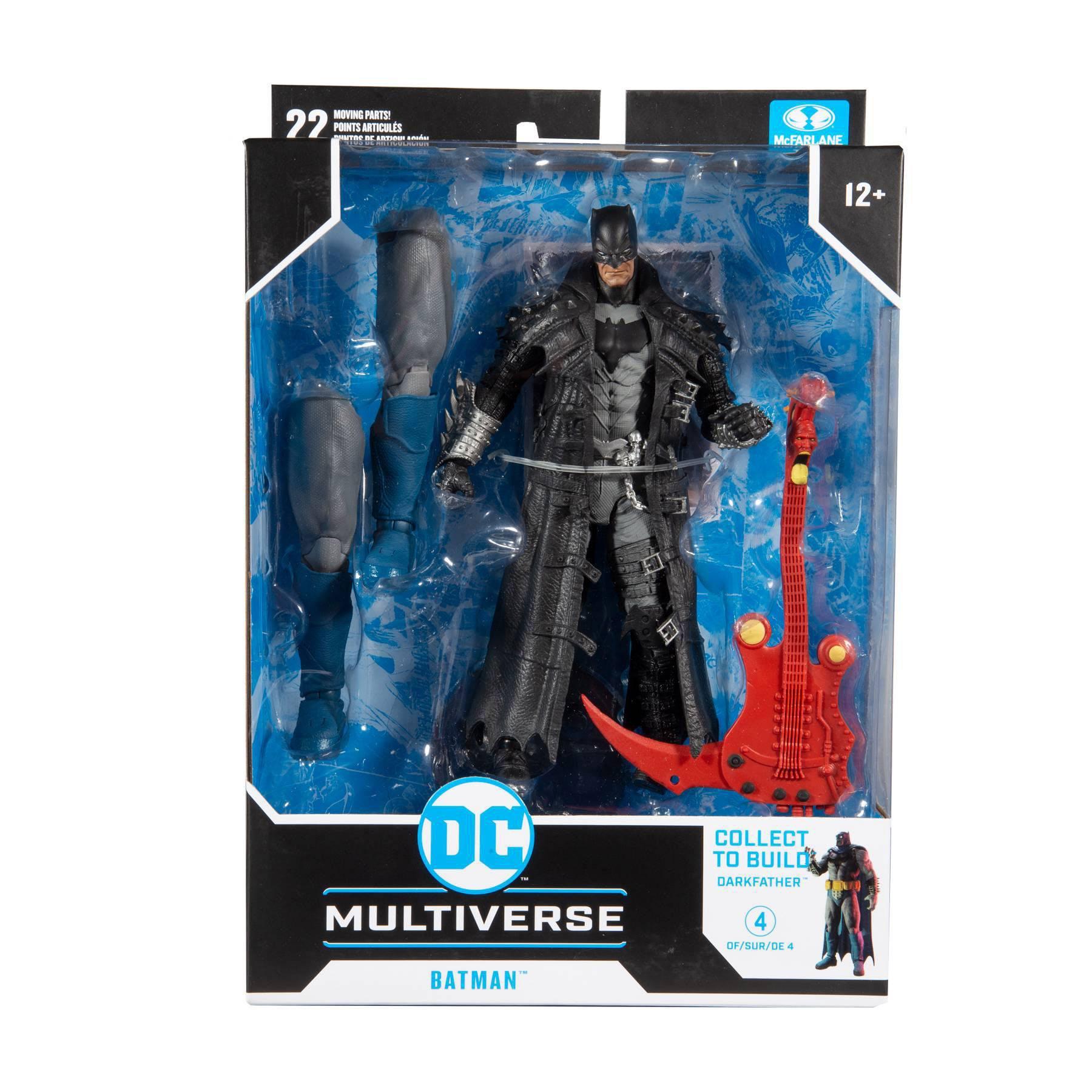 DC Multiverse Build A Actionfigur Batman 18 cm MCF15416-0 787926154160