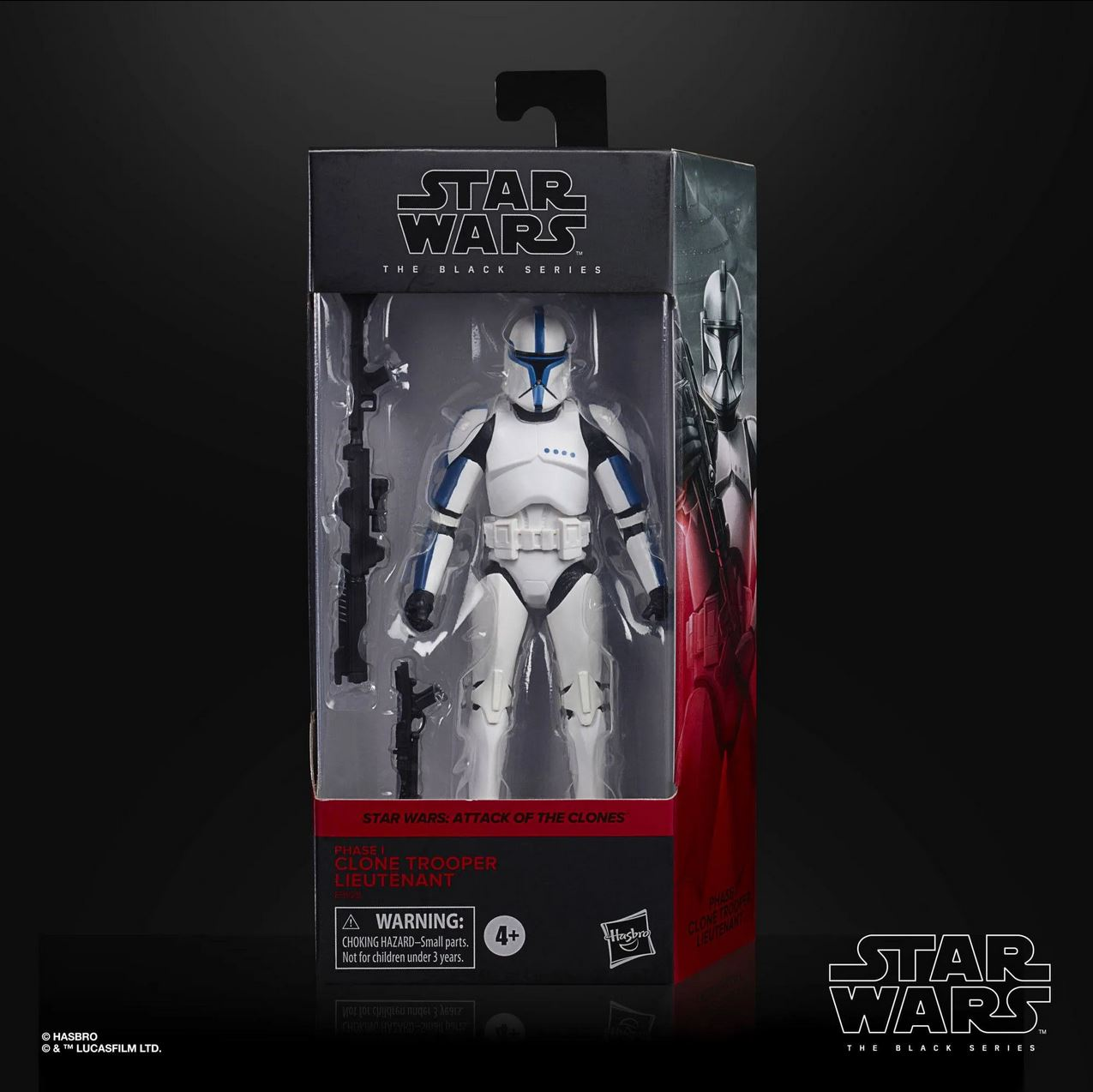 Star Wars The Black Series Clone Trooper Lieutenant  5010993750177