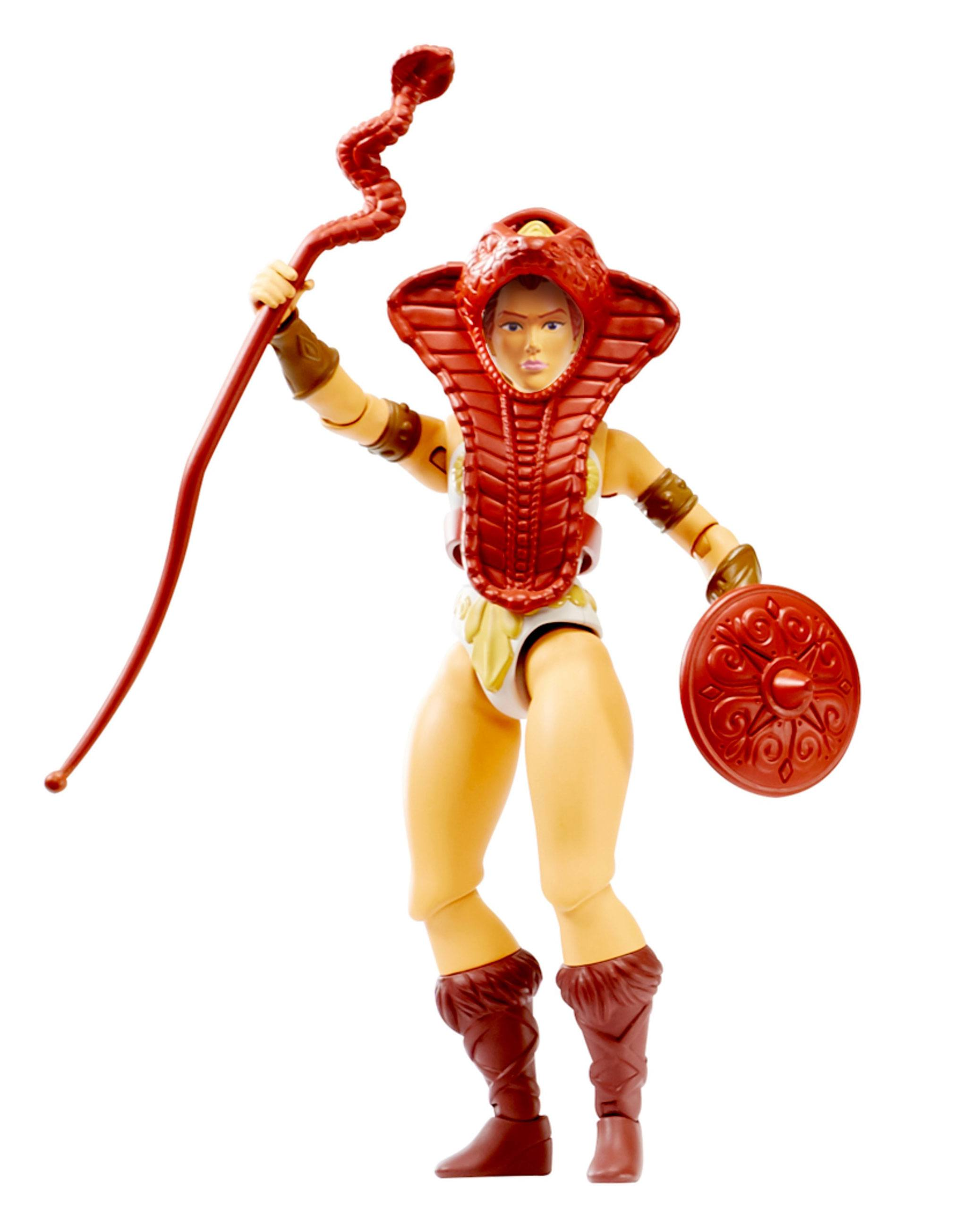 New for 20 Masters of the Universe Origins Actionfigur 2020 Teela 14 cm MATTGNN91 0887961875430