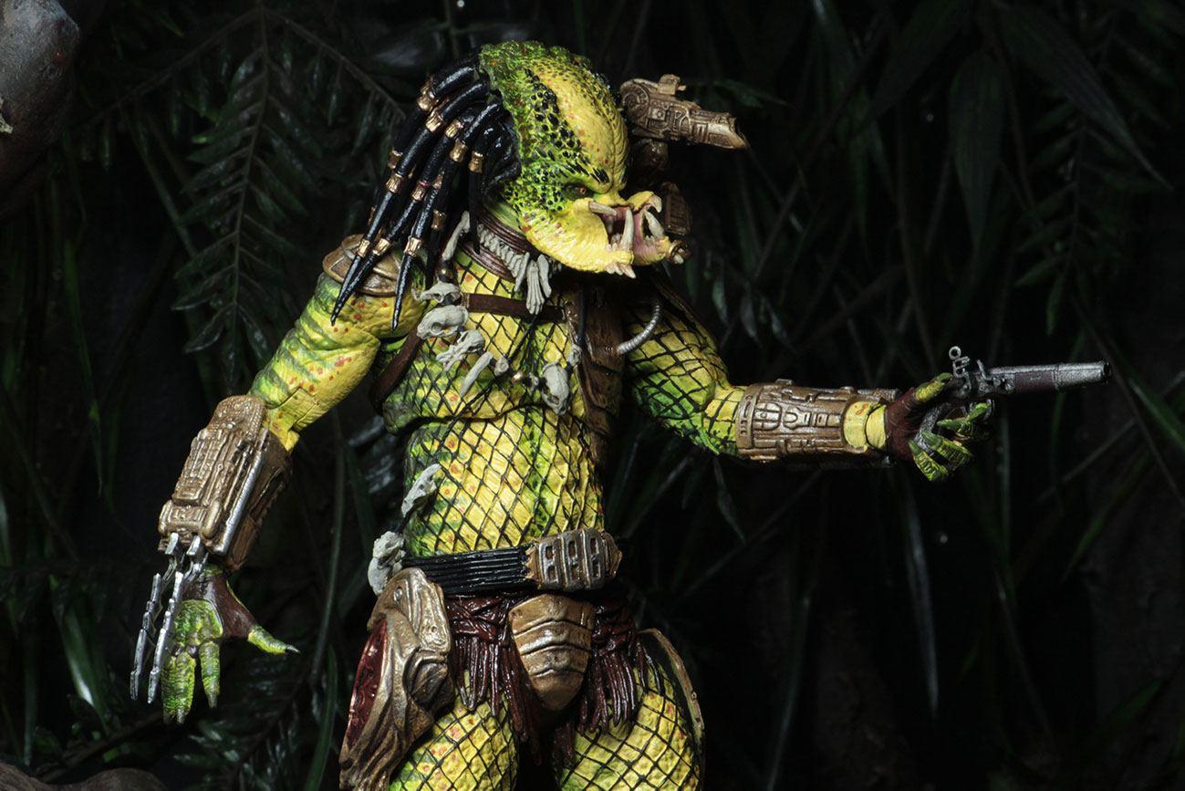 Predator - Action Figure - Ultimate Elder: The Golden Angel 18cm NECA51573 634482515730