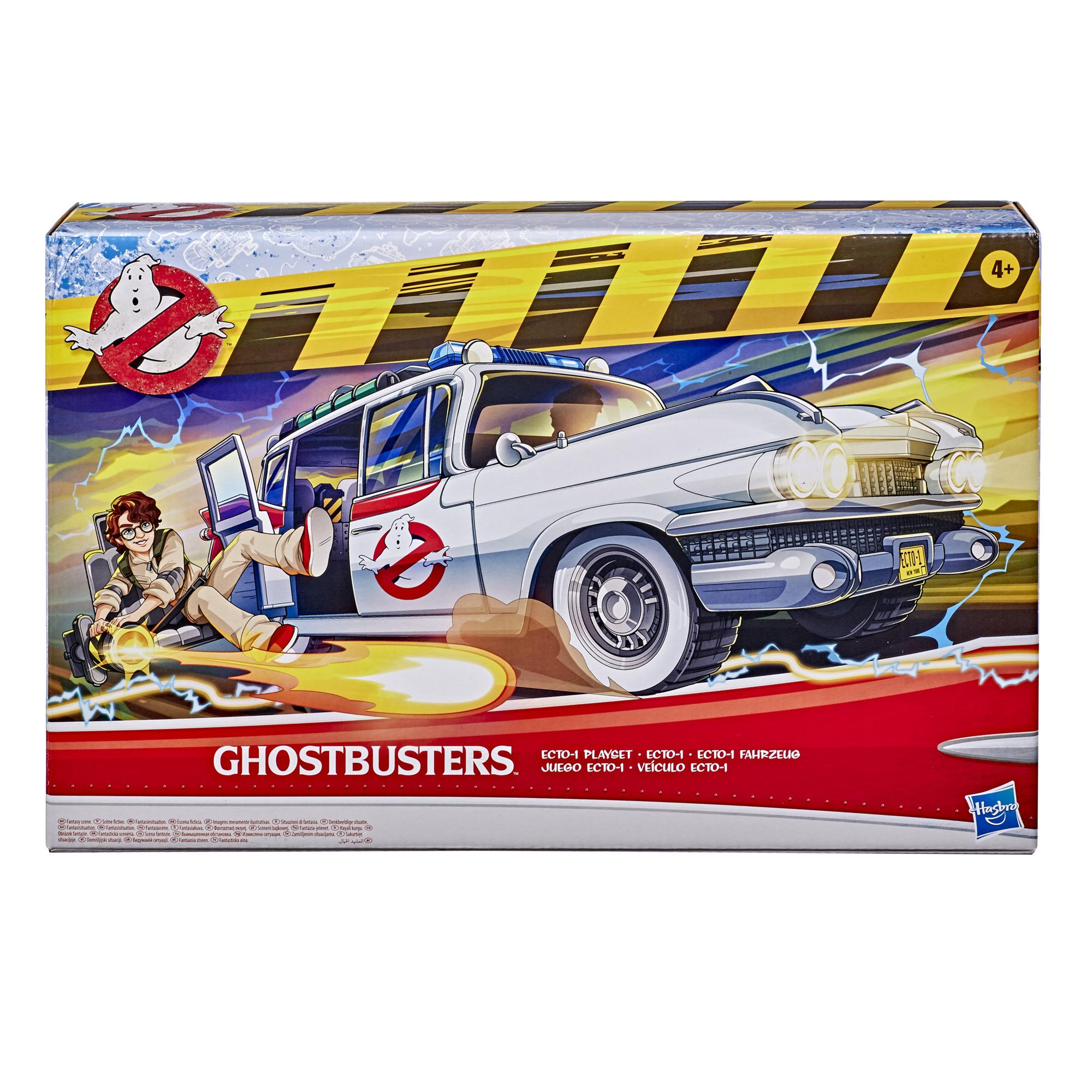 Hasbro Ghostbusters Ecto-1 Playset E95635L0 5010993688876