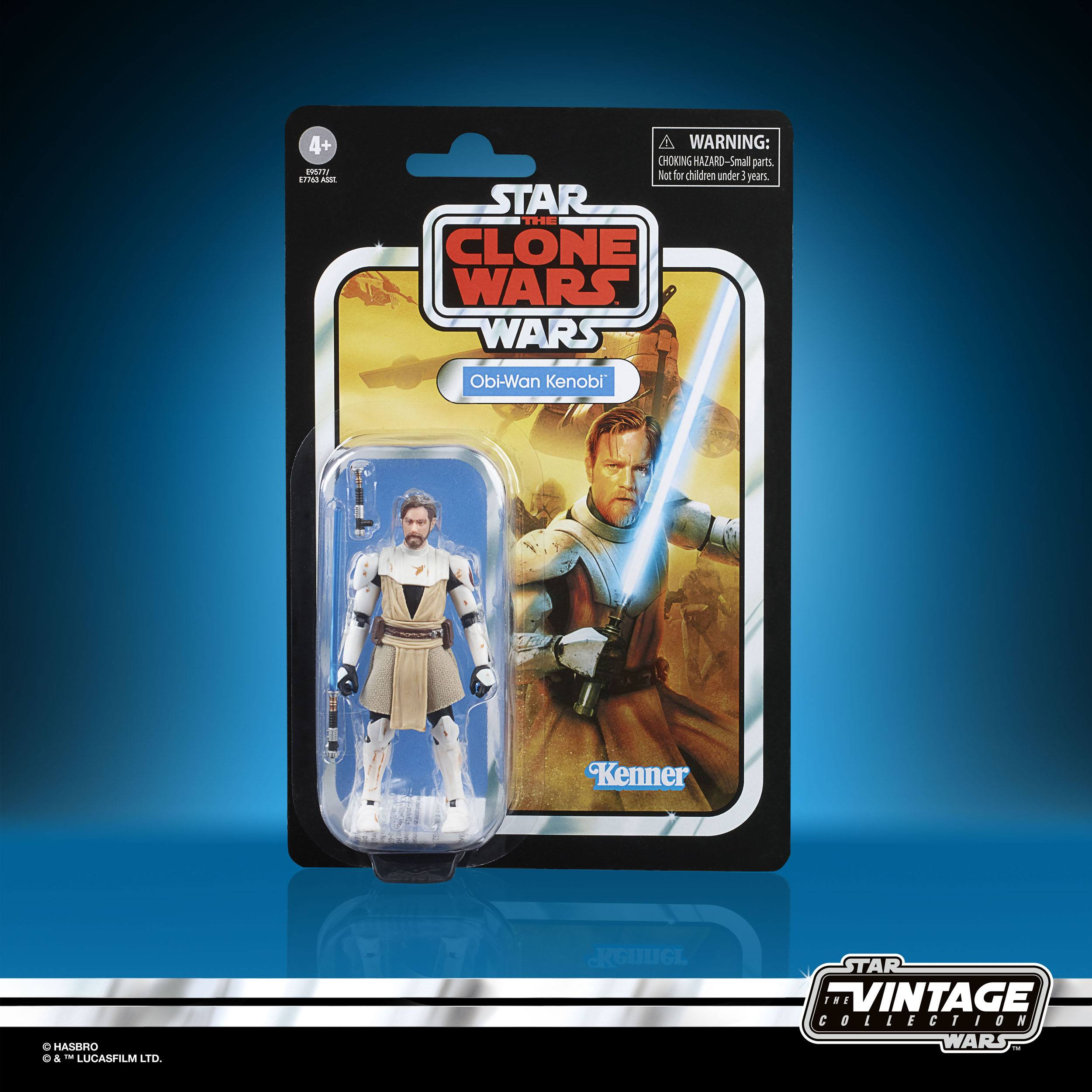 Star Wars VIN S3 VINTAGES Figures Assortment (4) - Wave 3 E77635L02 5010993736904