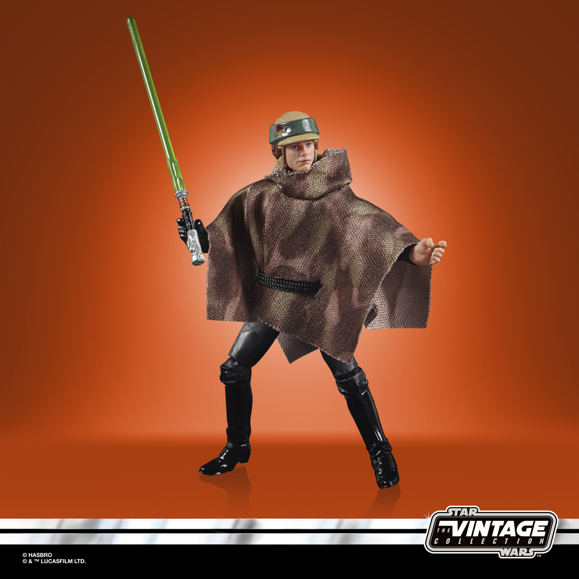 Star Wars The Vintage Collection Luke Skywalker (Endor) LUCASFILM 50TH ANNIVERSARY F31175L0 5010993895182
