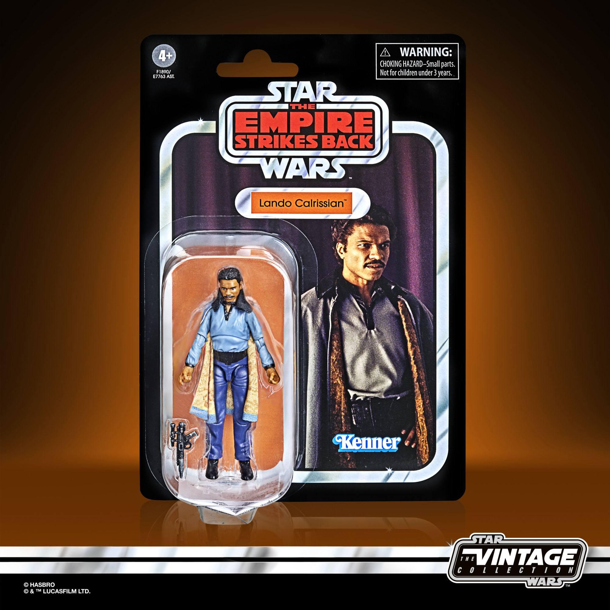 Star Wars Vintage Collection  Lando Calrissian (Episode V) F18905L00 5010993866311