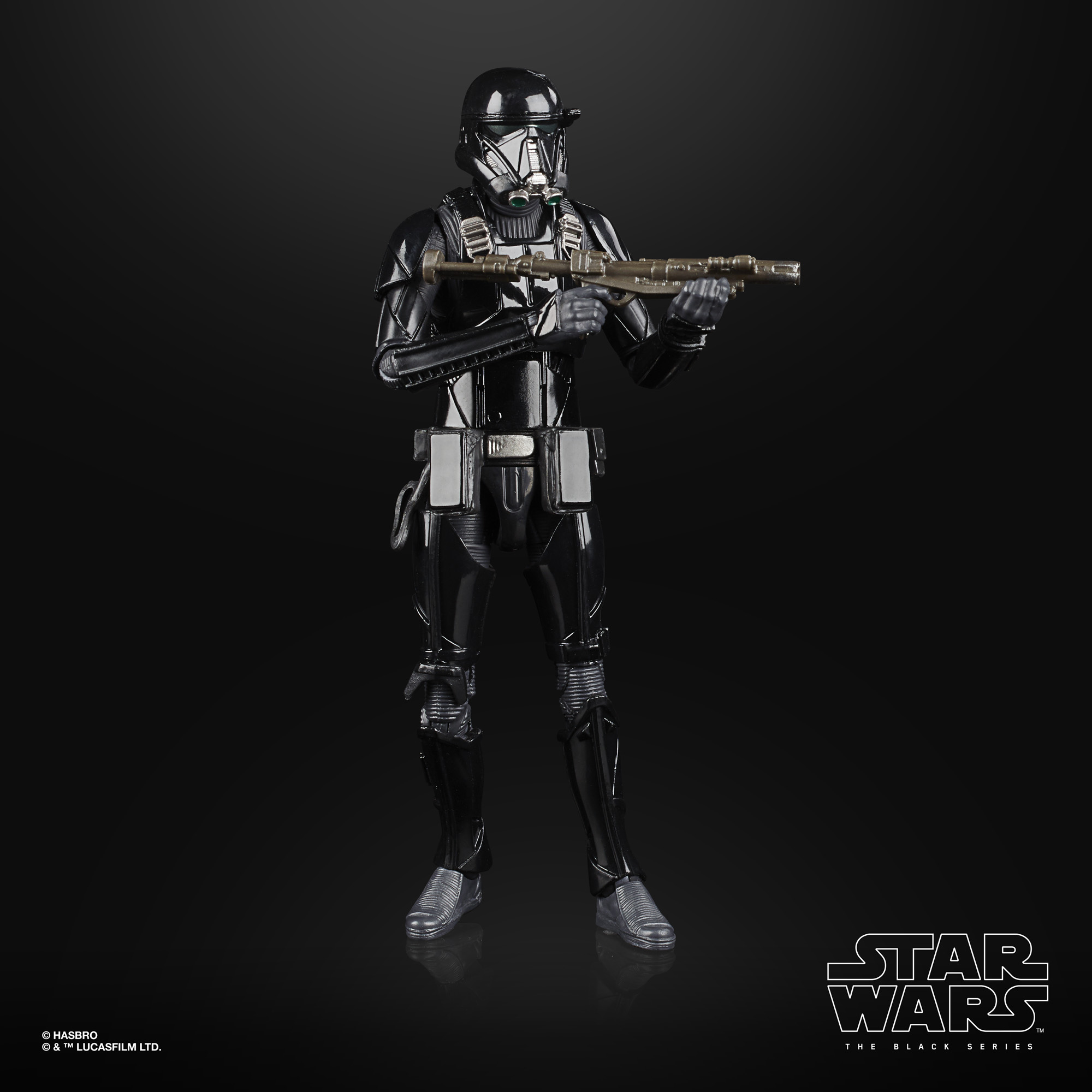 Star Wars The Black Series Archive Line Archive Imperial Death Trooper 15cm F19075L00 5010993825417