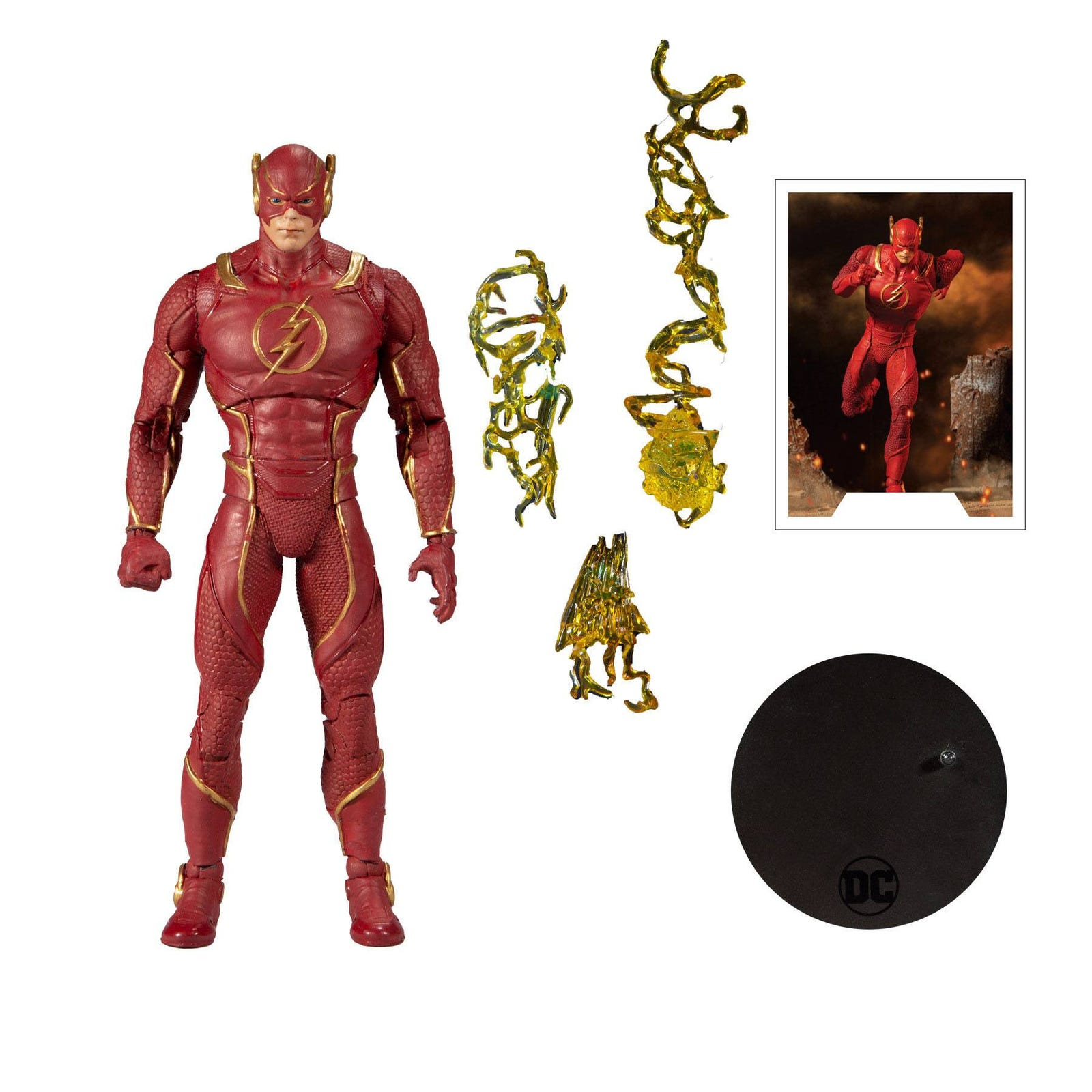 DC Multiverse Actionfigur The Flash: Injustice 2 18 cm MCF15356-9 787926153569