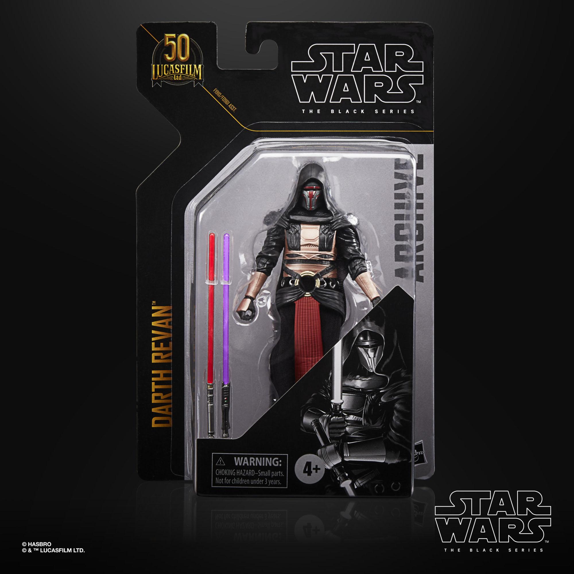 Star Wars The Black Series Archive Darth Revan F19105X0 5010993830992