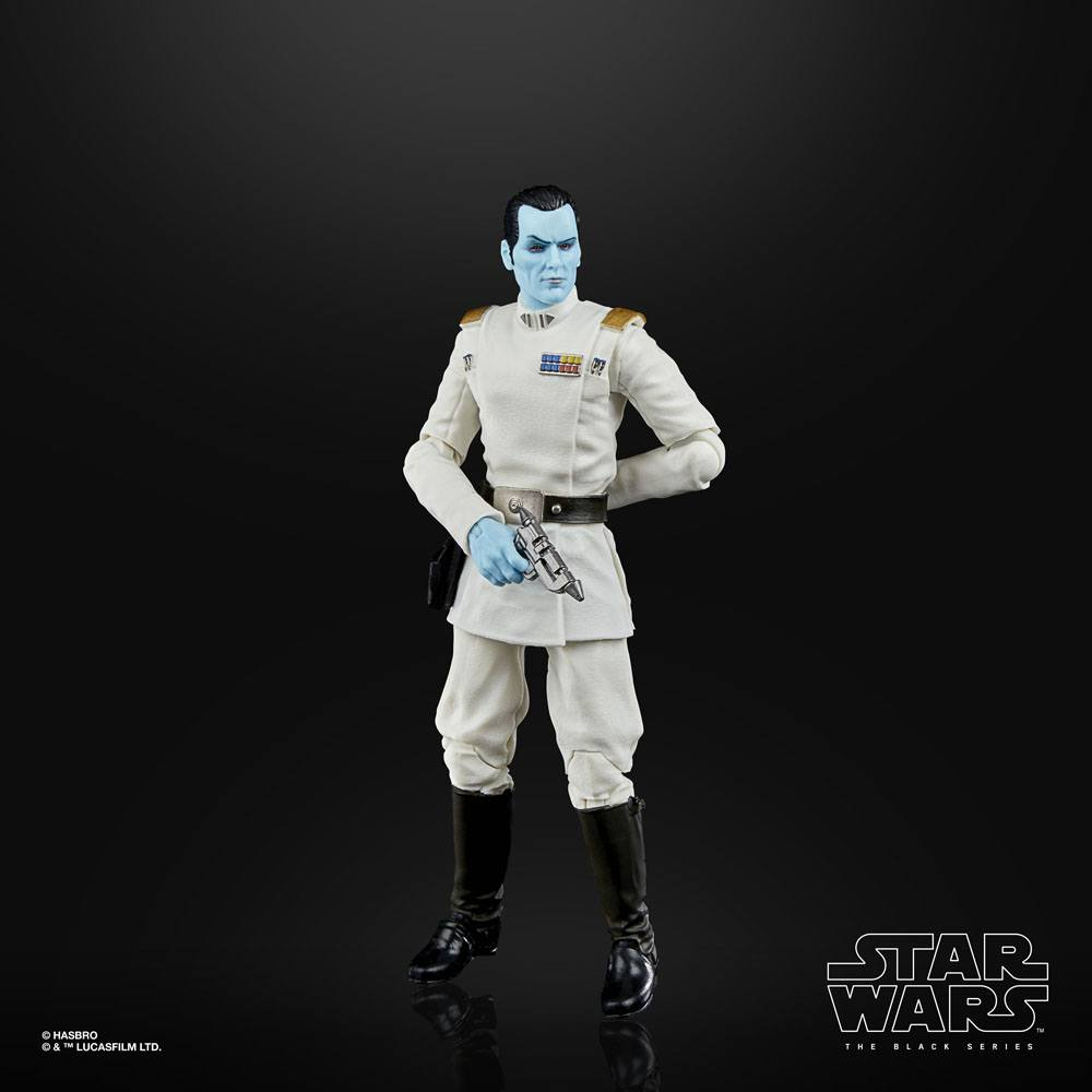 Star Wars Black Series Archive 50th Anniversary Thrawn F1308  5010993813407