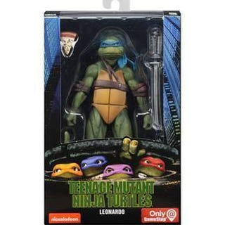 Teenage Mutant Ninja Turtles - Leonardo Action Figures 18cm - Preorder März 2021  634482540732