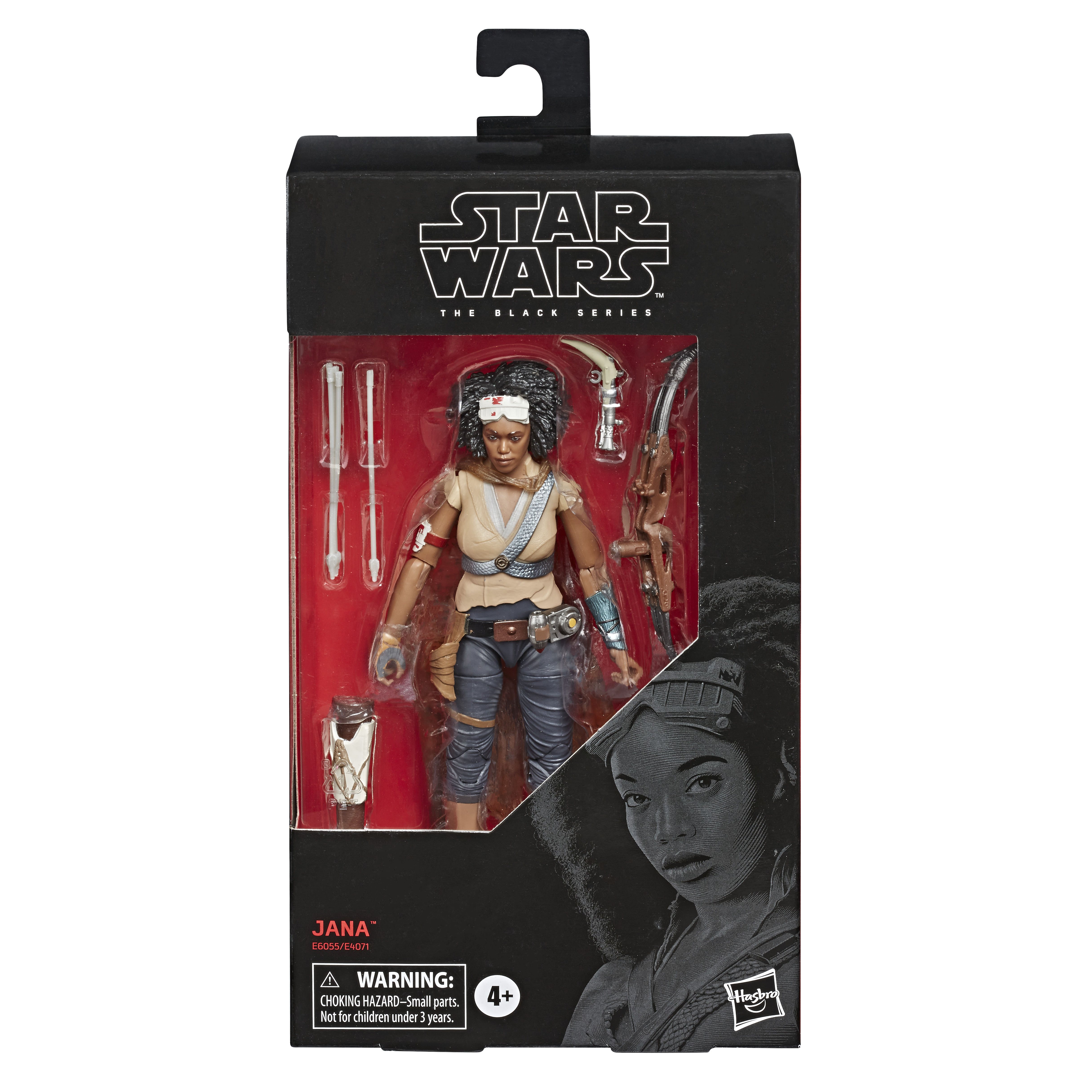 Star Wars The Black Series Jannah 15cm E6055 5010993635566