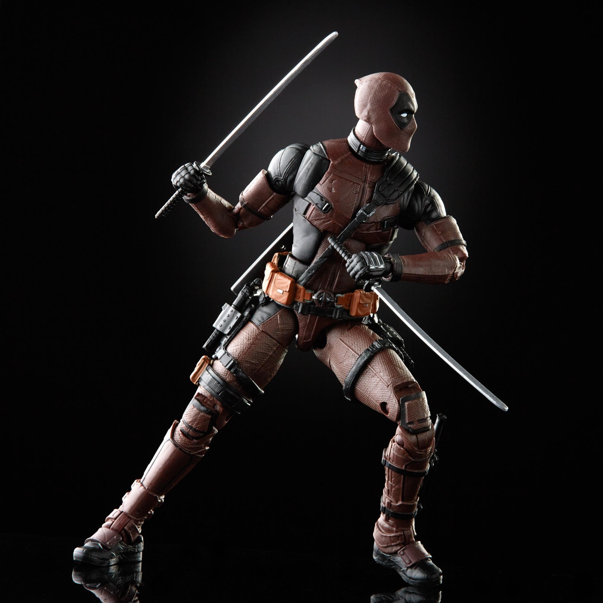 Marvel Legends Series Deadpool aus dem Film Deadpool 2   F02105S10 05010993801916